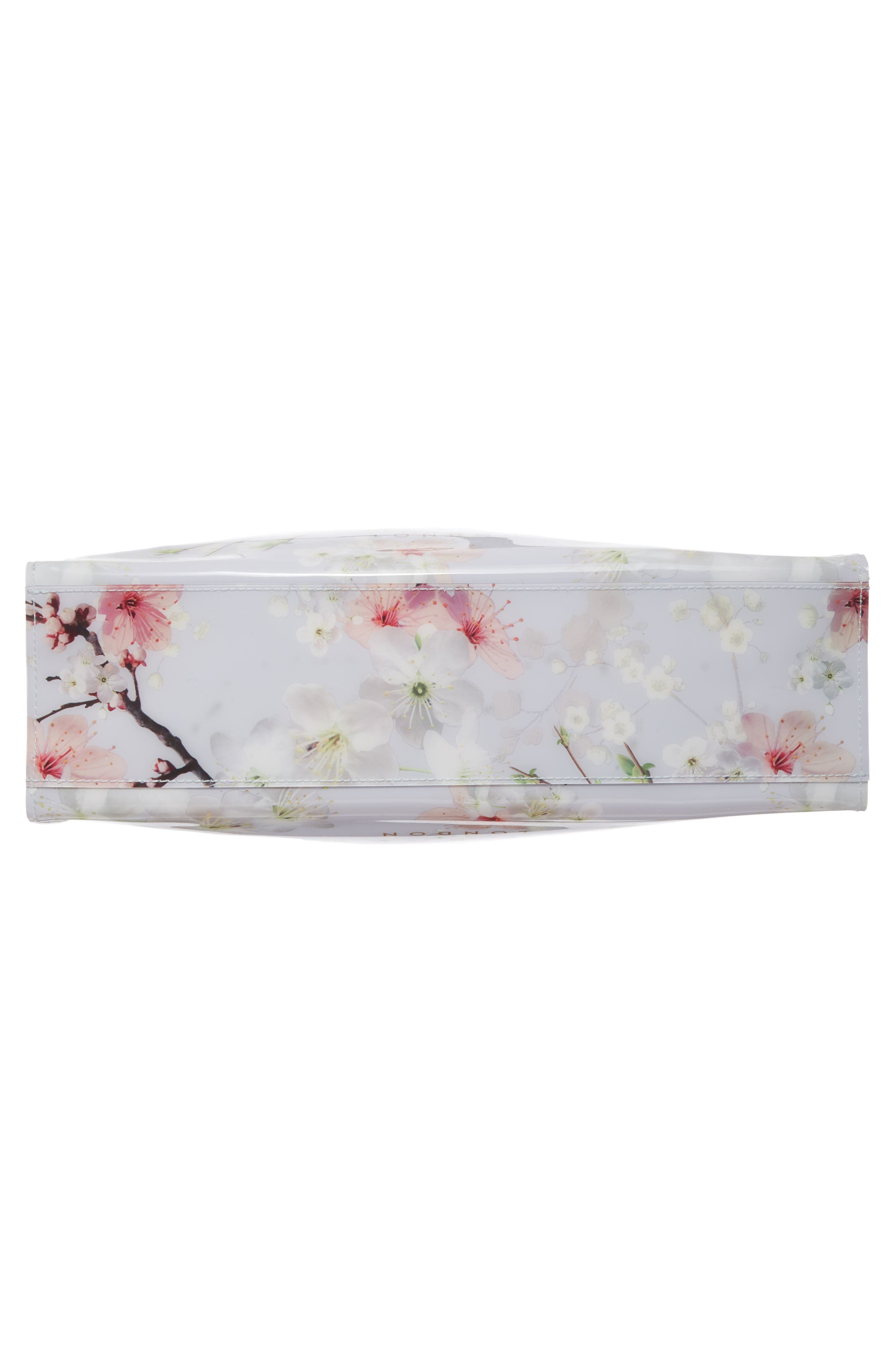 Alternate Image 5  - Ted Baker London Cherry Blossom Large Icon Tote