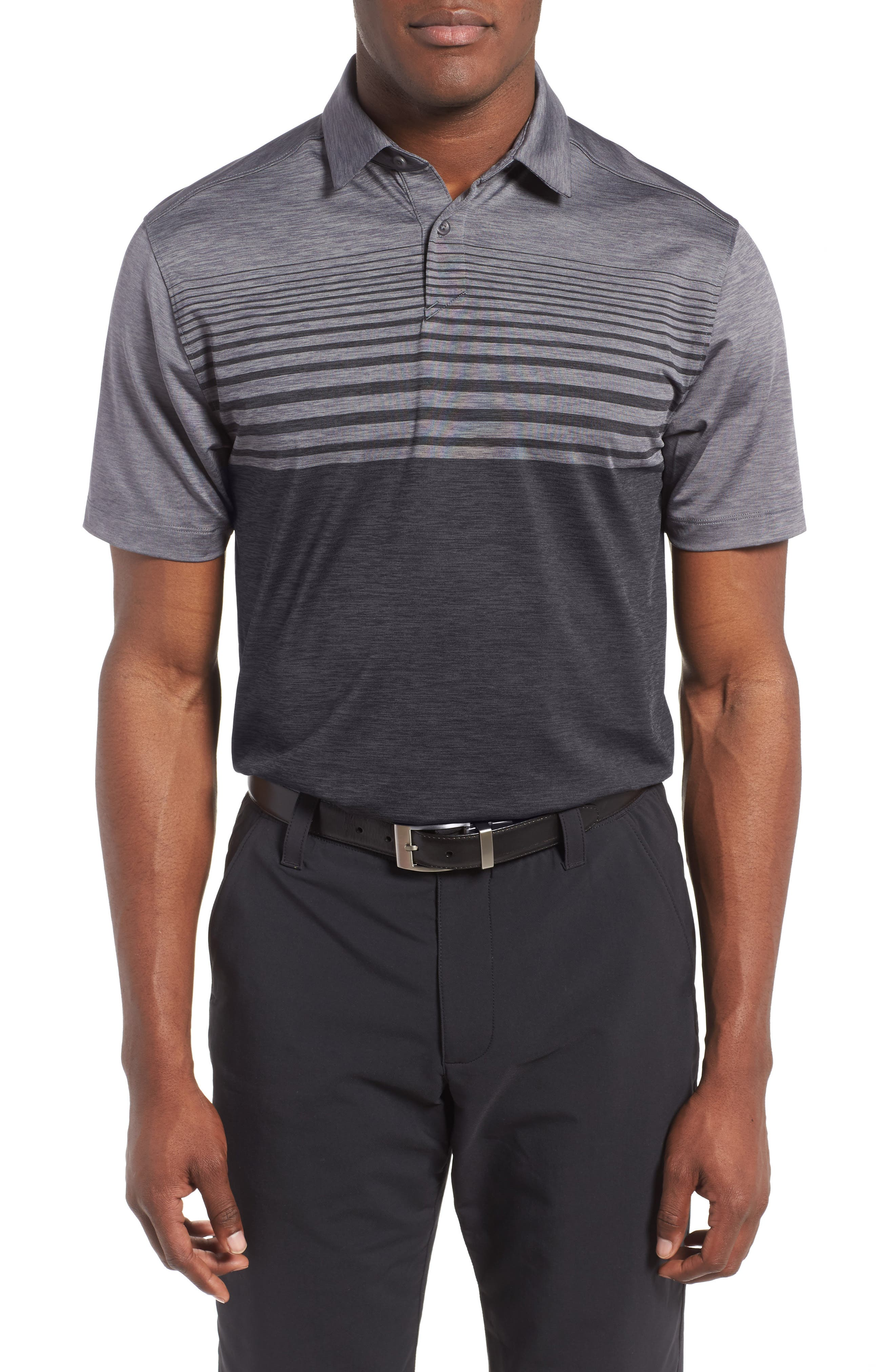 Alternate Image 1 Selected - Under Armour CoolSwitch Regular Fit Polo