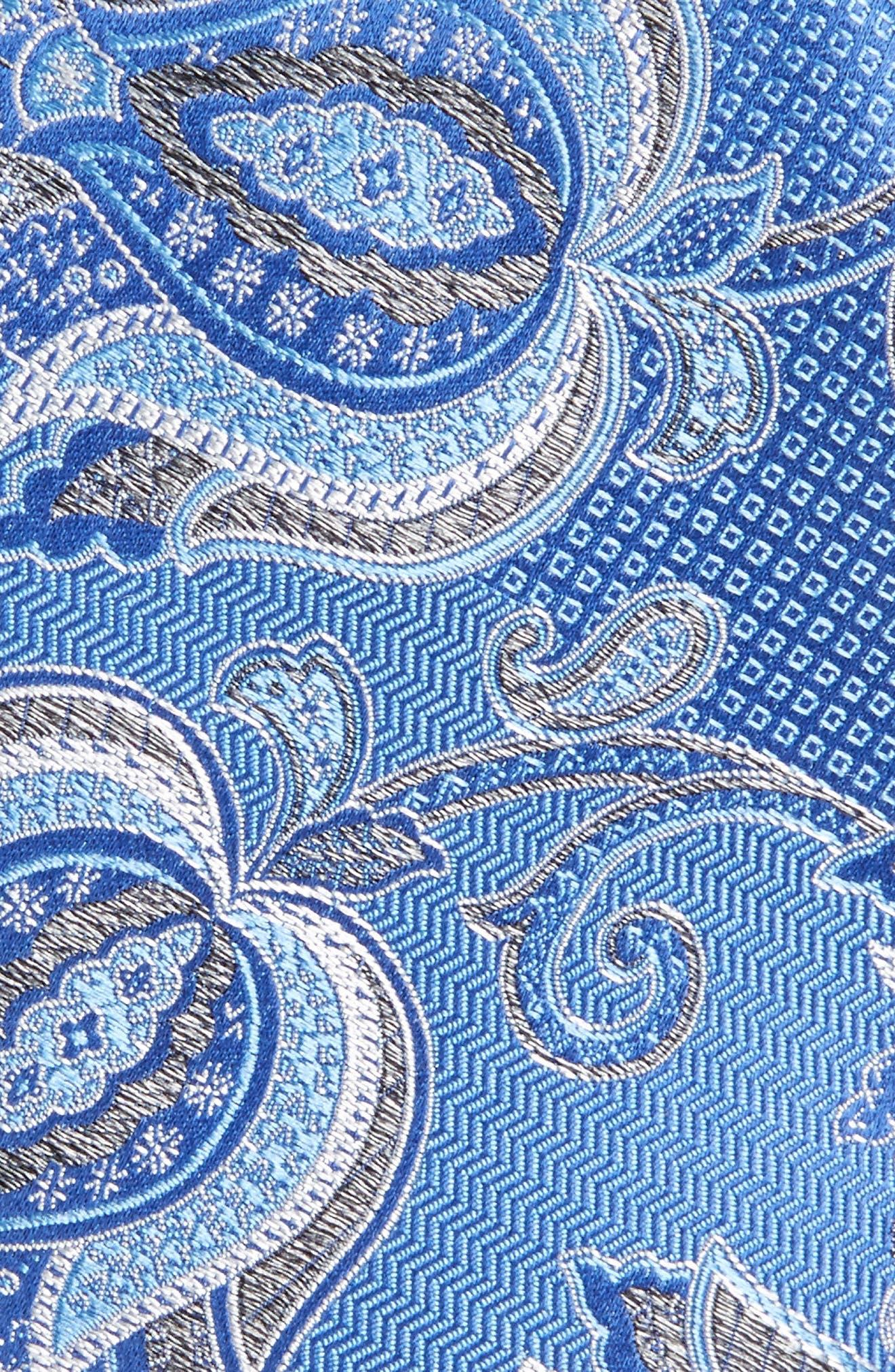 Alternate Image 2  - John W. Nordstrom® Paisley Silk Tie