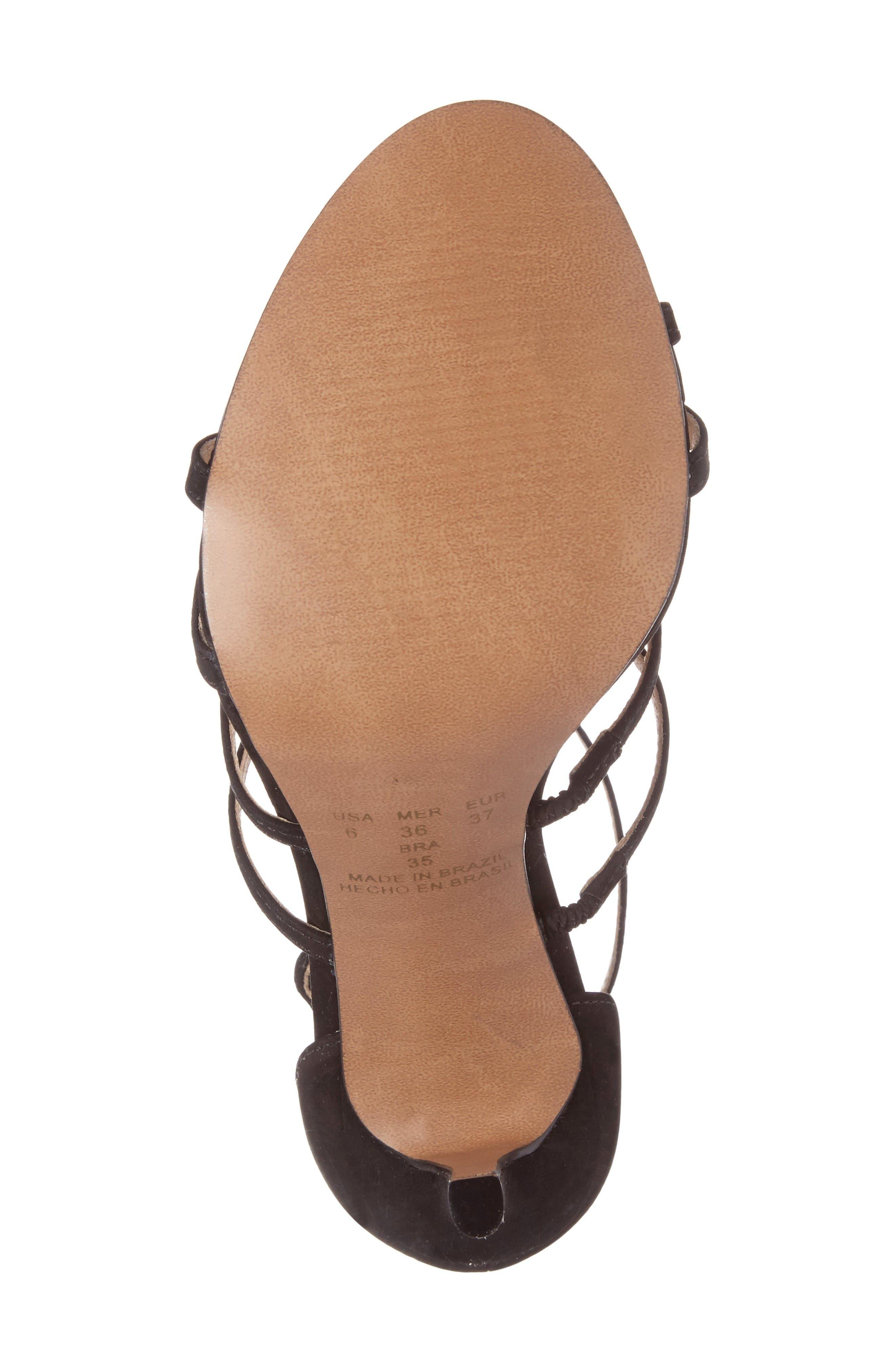 Alternate Image 6  - Klub Nico Myra Tassel Sandal (Women)