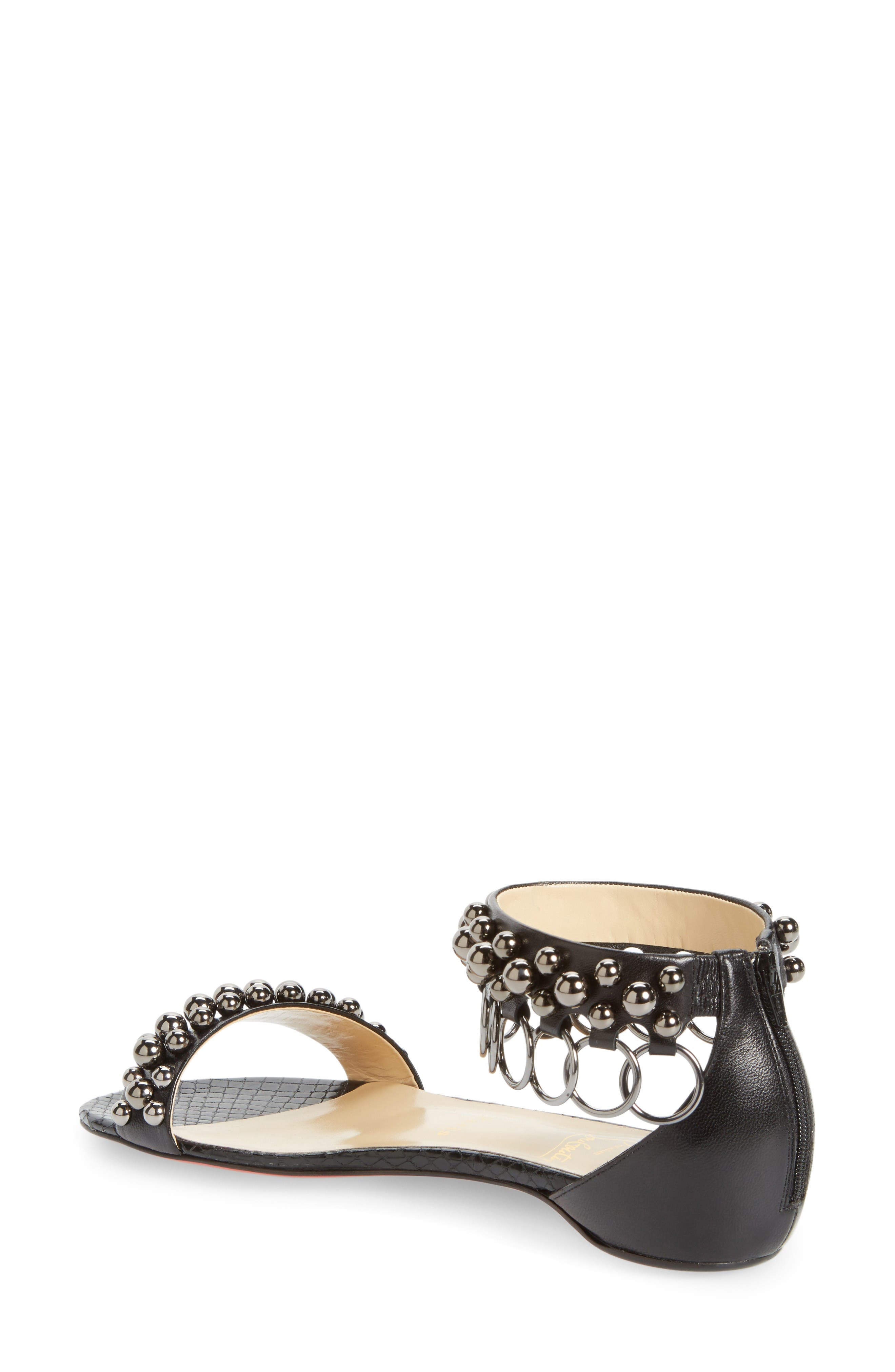 Alternate Image 2  - Christian Louboutin Gypso Ringlet Sandal