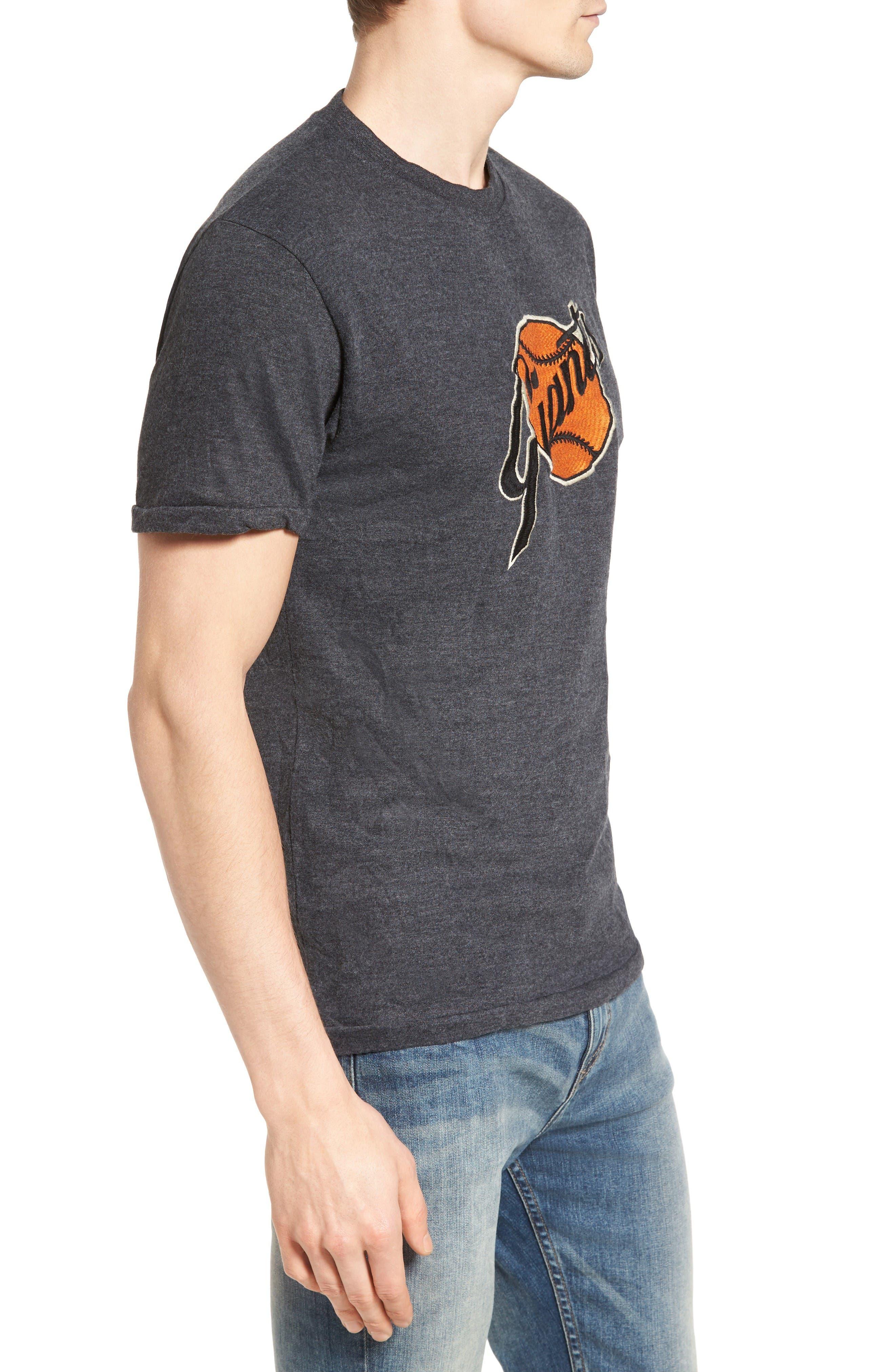 Alternate Image 3  - American Needle Hillwood San Francisco Giants T-Shirt