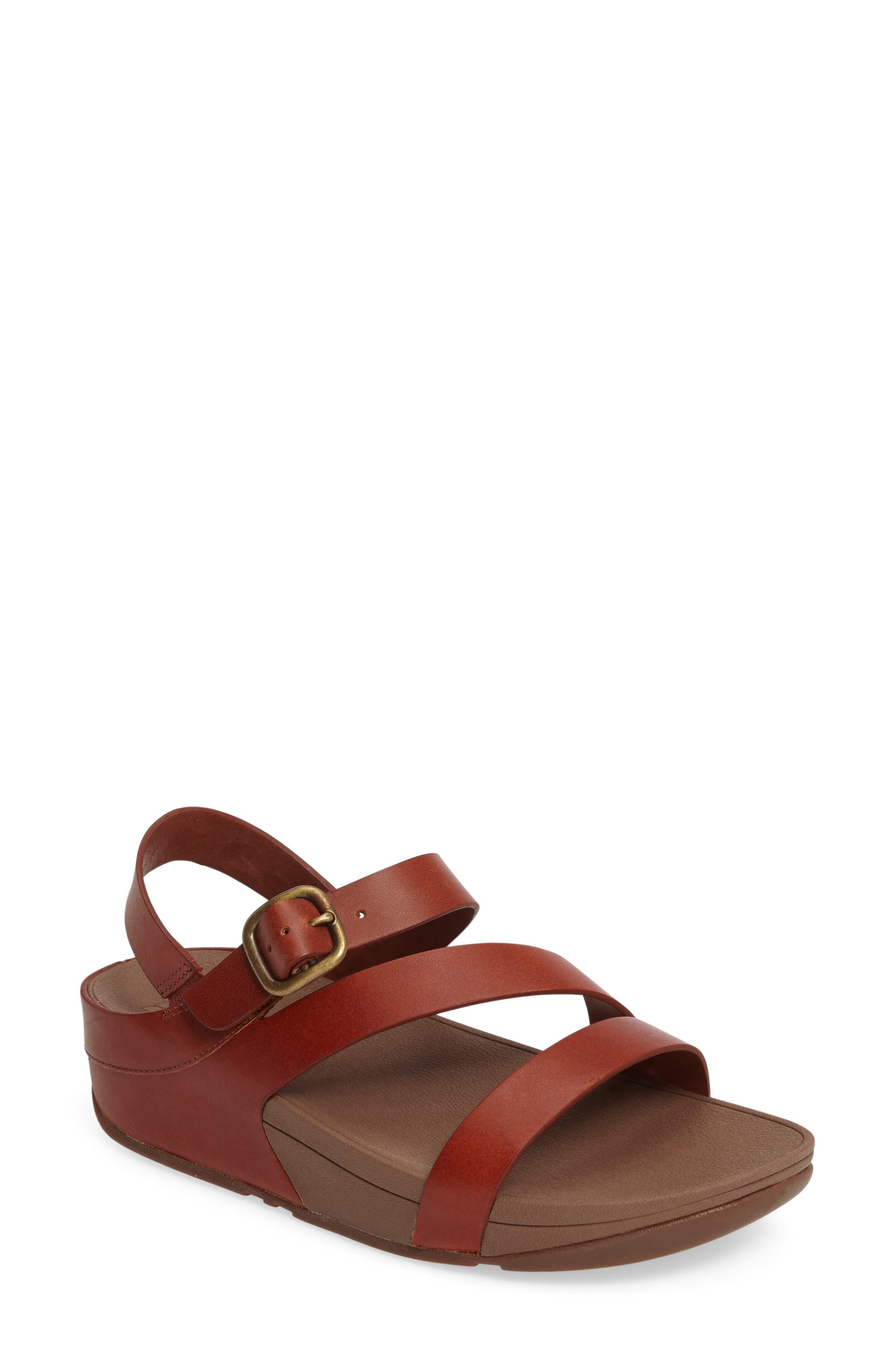 FitFlop The Skinny™ Z-Strap Sandal (Women)