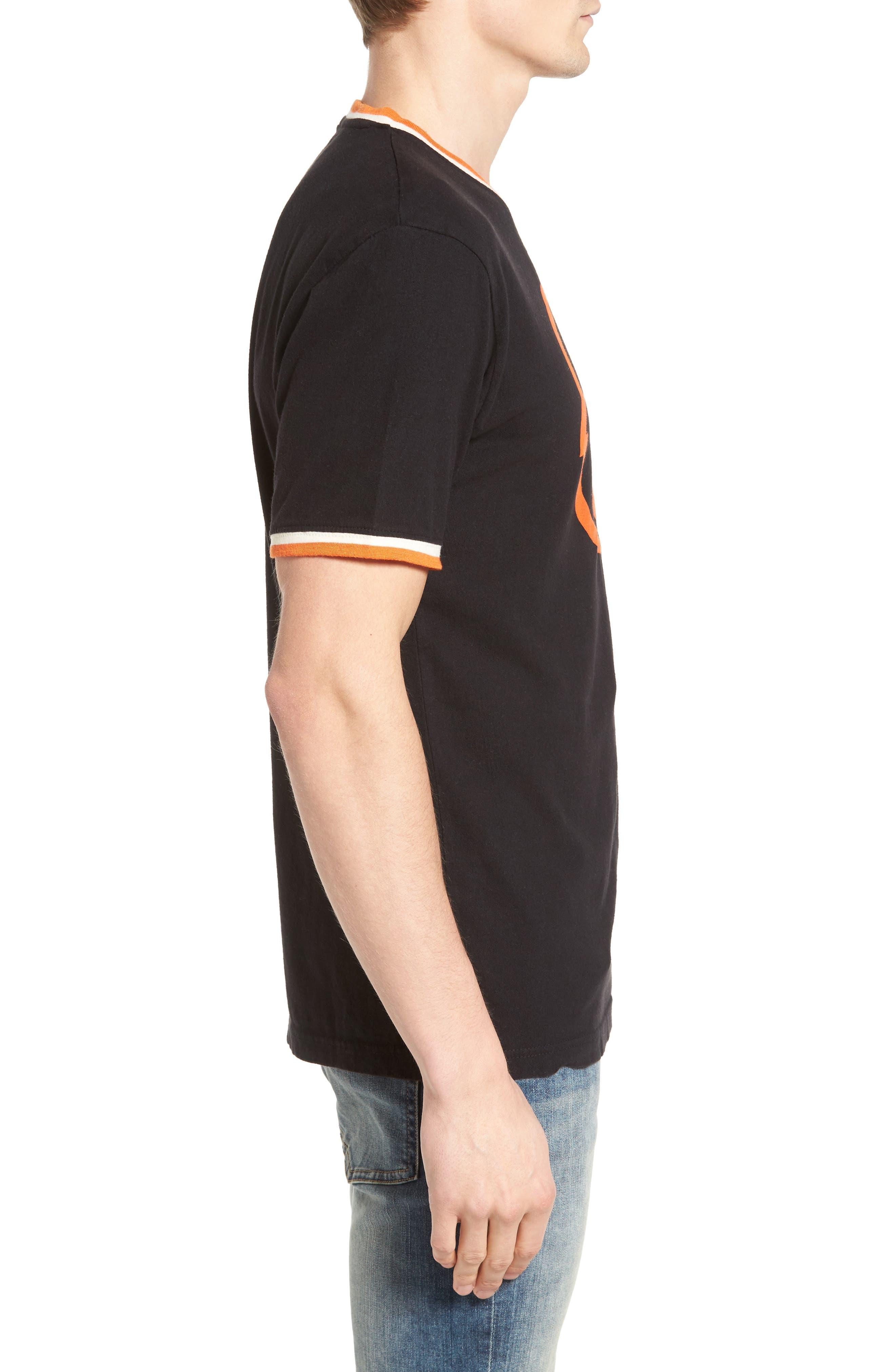 Eastwood Baltimore Orioles T-Shirt,                             Alternate thumbnail 3, color,                             Black