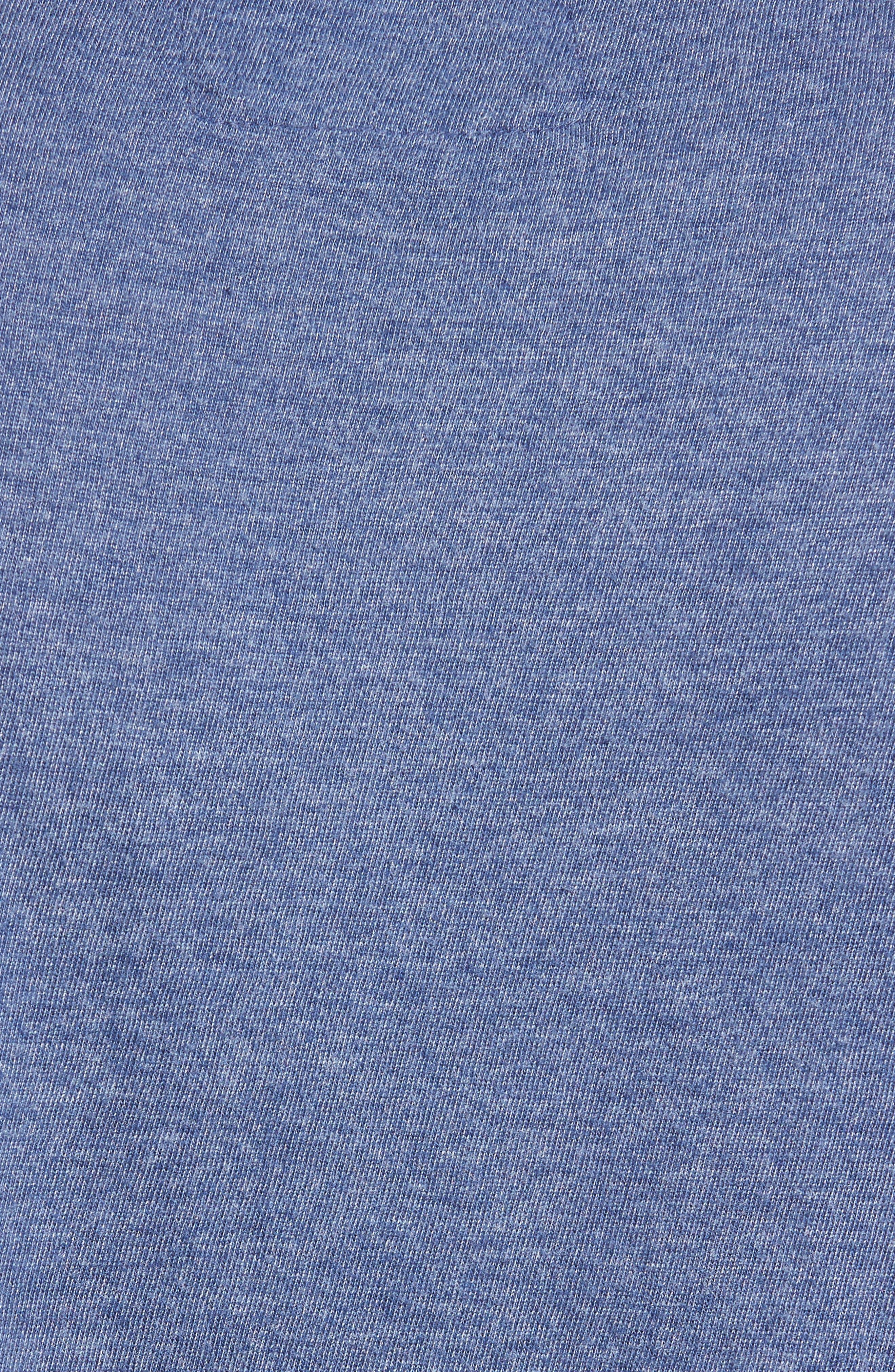 Hillwood Houston Astros T-Shirt,                             Alternate thumbnail 5, color,                             Heather Navy