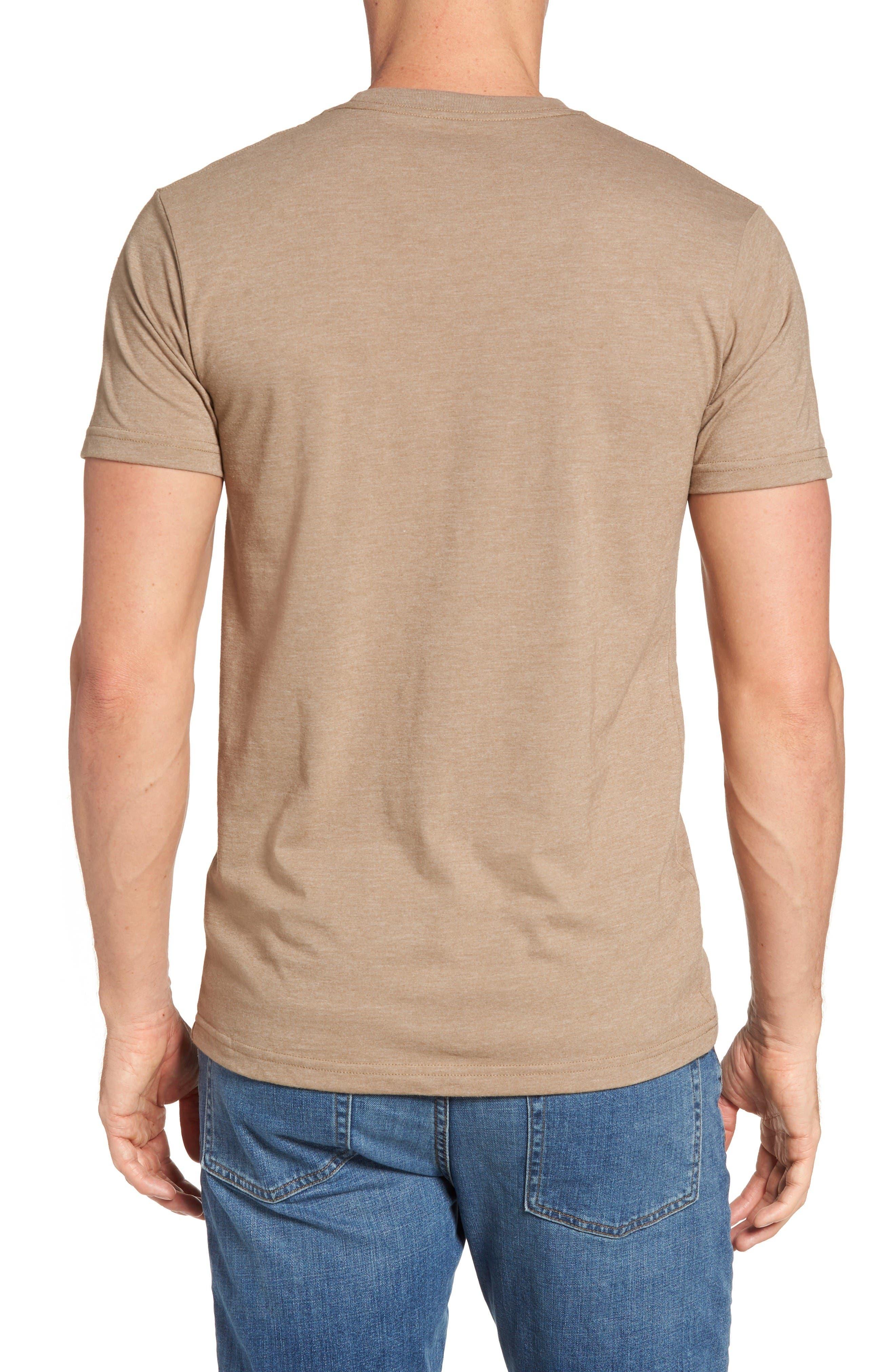 '73 Logo Regular Fit T-Shirt,                             Alternate thumbnail 2, color,                             Mojave Khaki