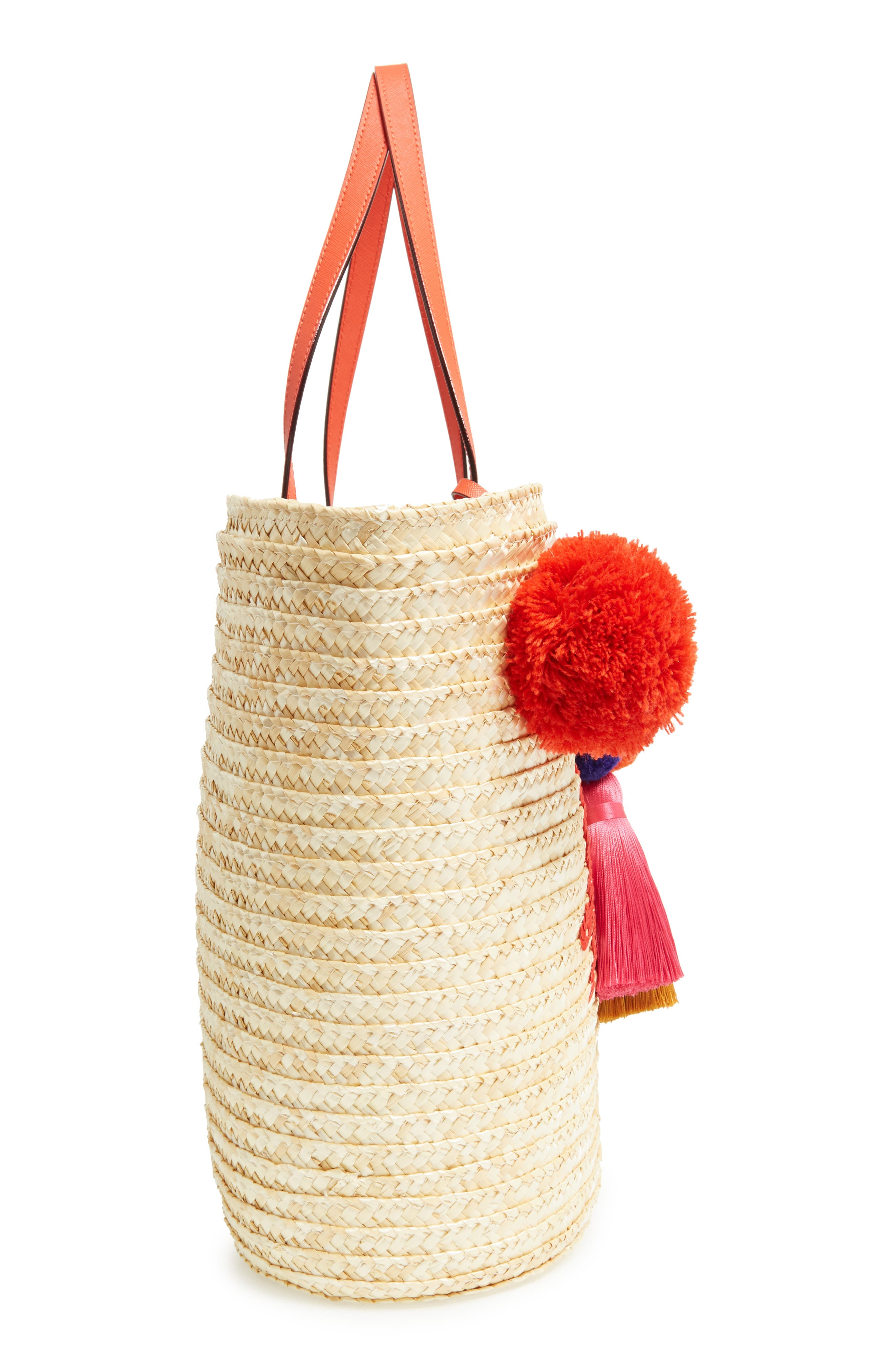Alternate Image 5  - kate spade new york lewis way pompom tote