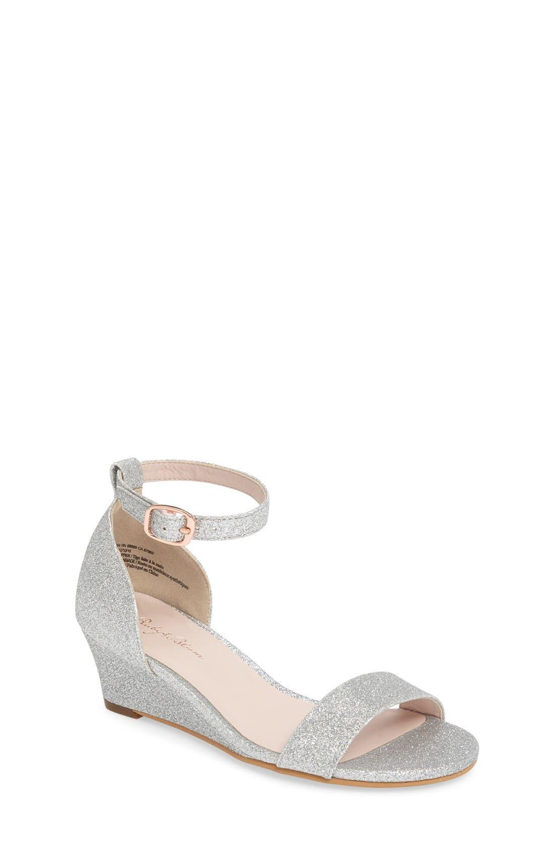 RUBY & BLOOM Wedge Sandal