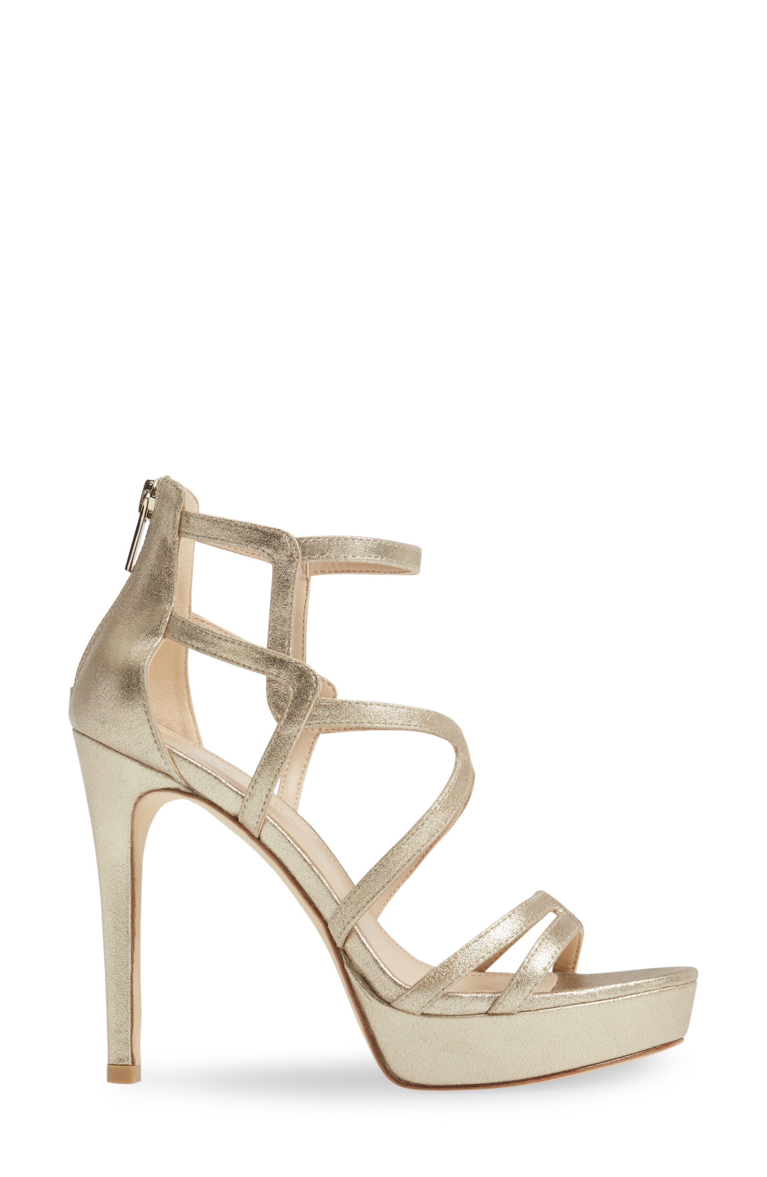 Alternate Image 3  - Pelle Moda Olympic Platform Sandal (Women)