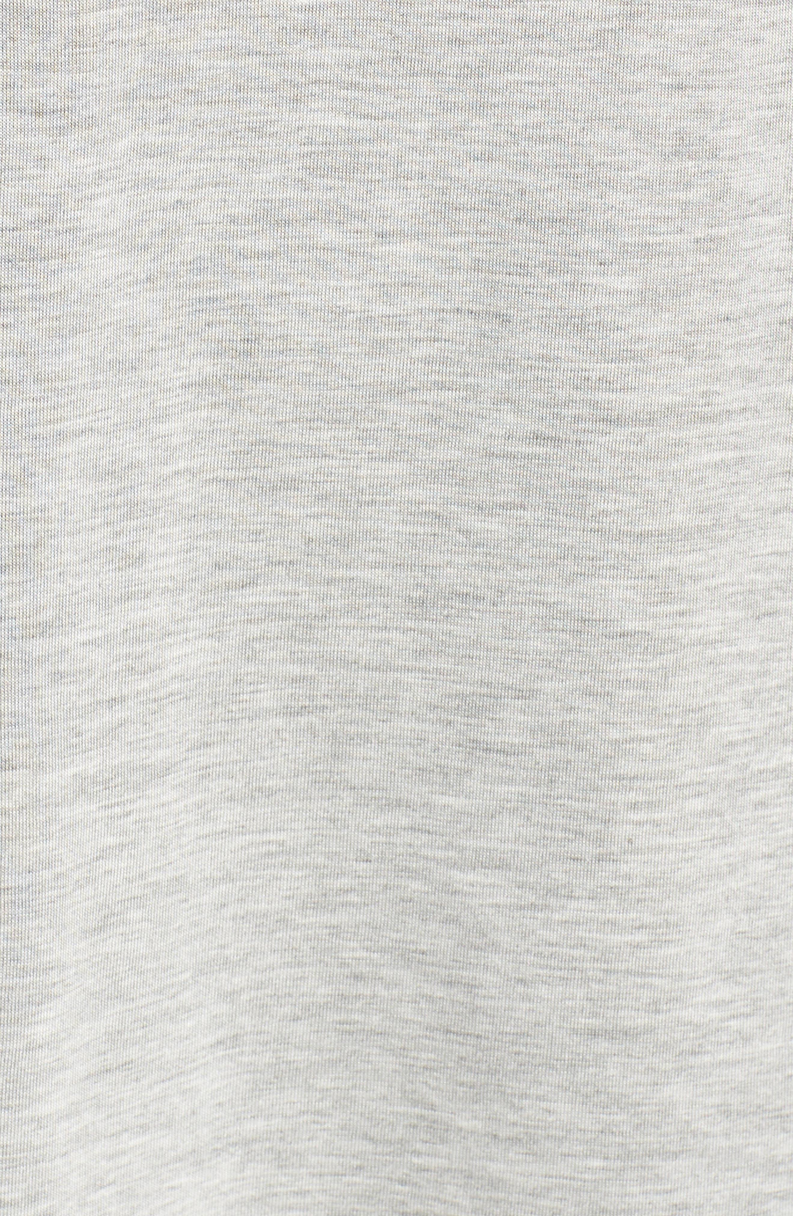 Logo Tank,                             Alternate thumbnail 6, color,                             Light Grey Marl