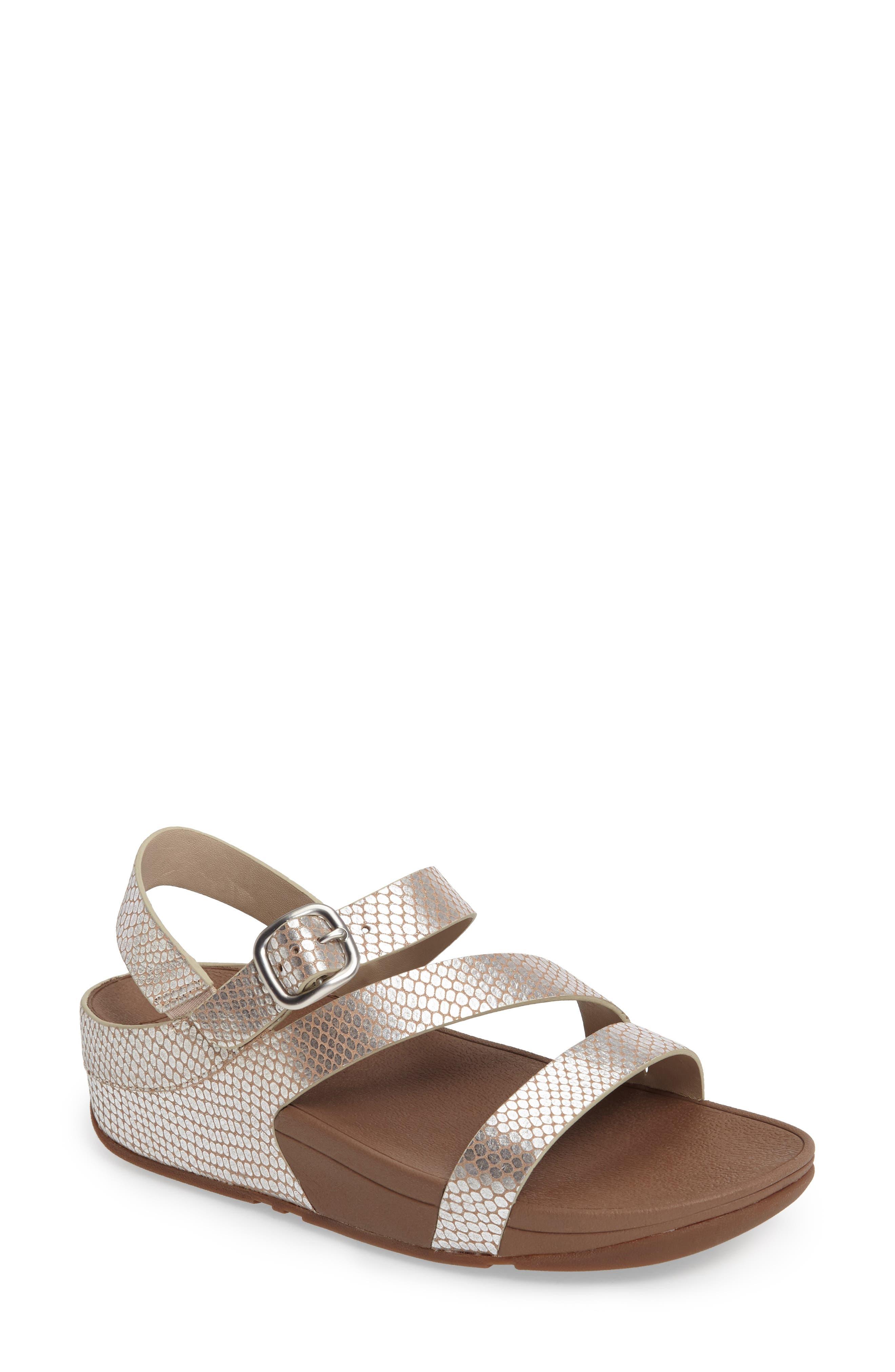 Main Image - FitFlop The Skinny™ Z-Strap Sandal (Women)