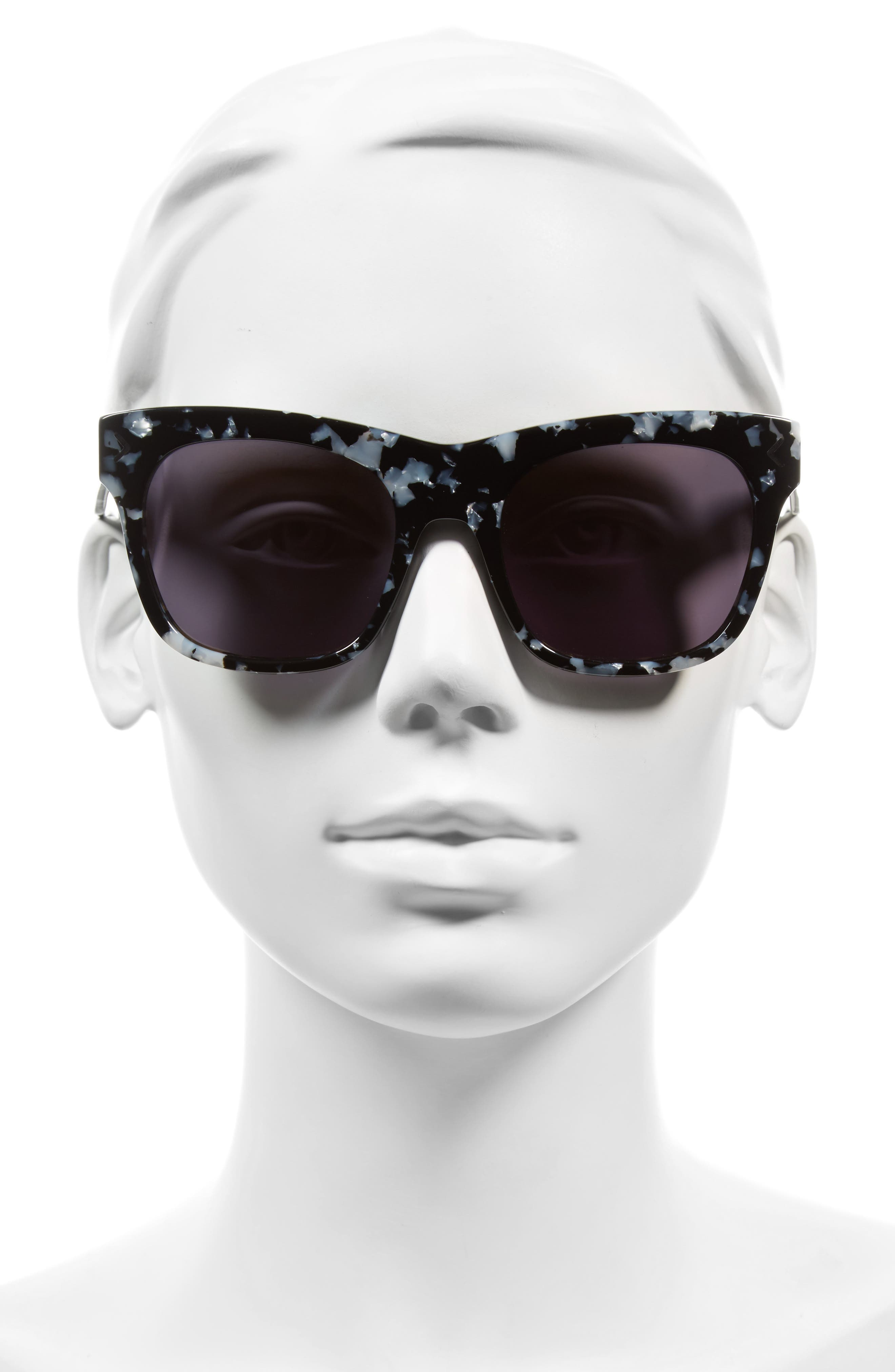 Alternate Image 2  - KENDALL + KYLIE Cassie 54mm Sunglasses