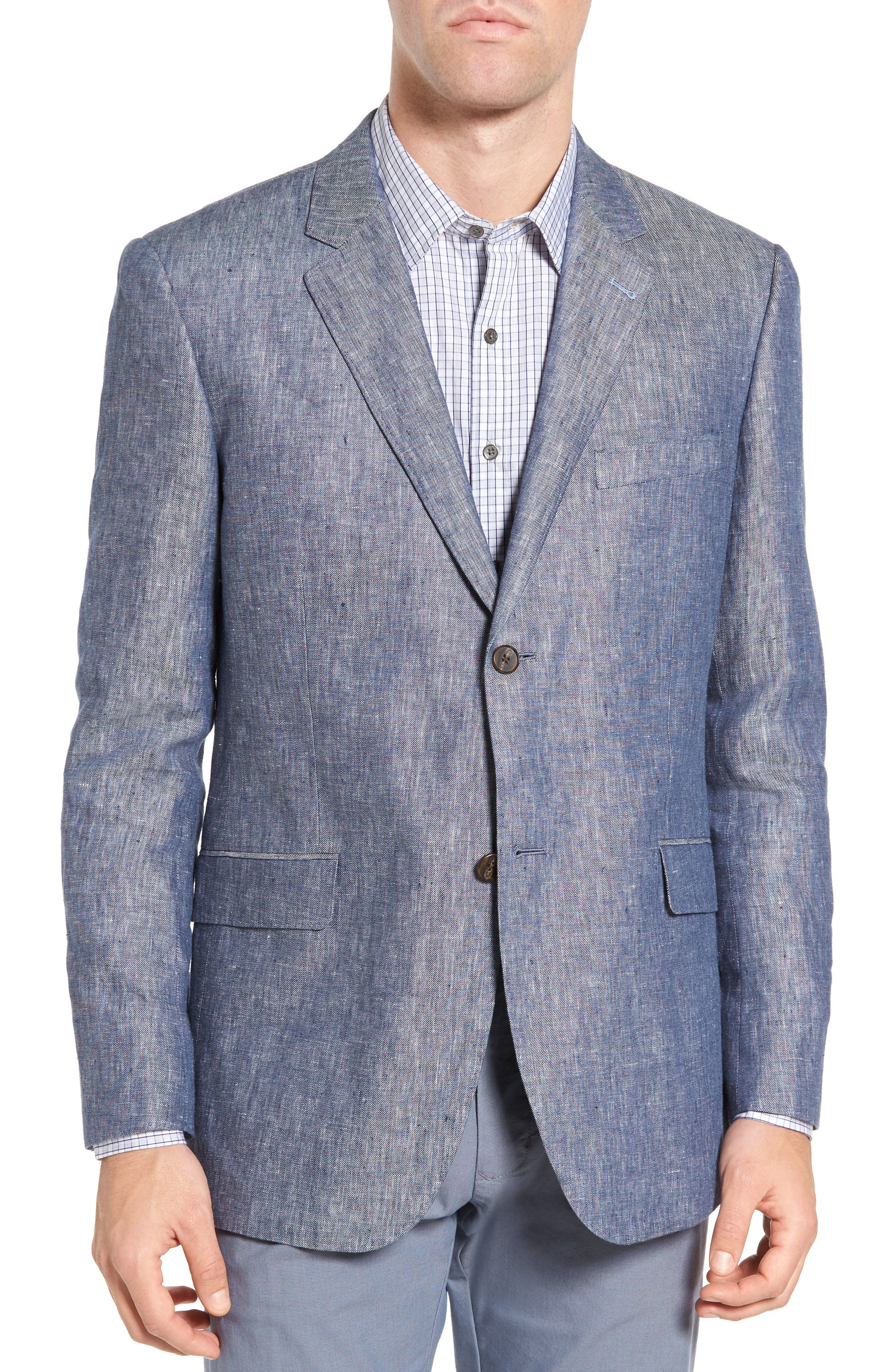 Alternate Image 1 Selected - Rodd & Gunn Druces Linen Sport Coat
