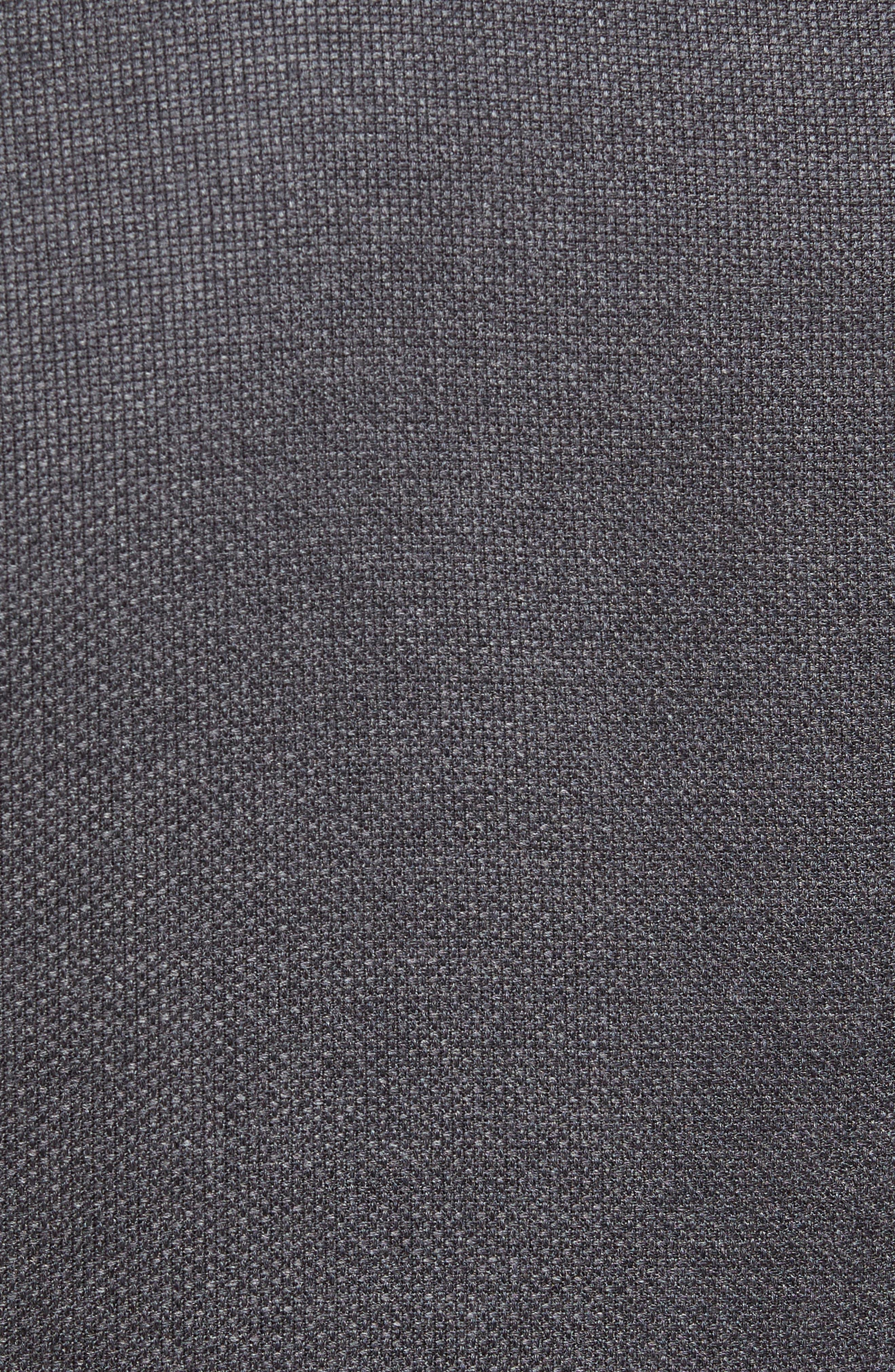 Alternate Image 5  - Sand Trim Fit Hopsack Wool Blazer