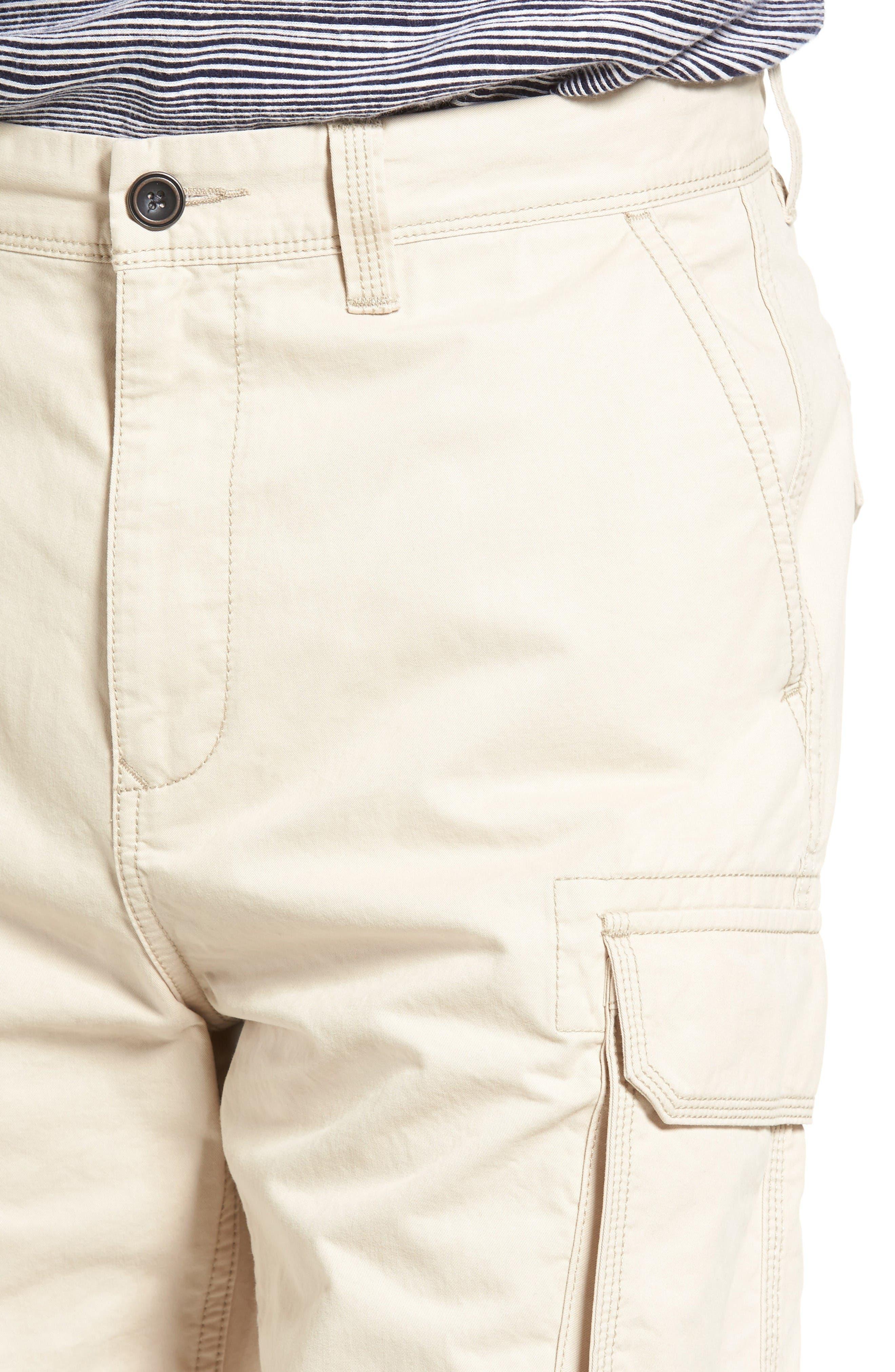 Alternate Image 4  - Rodd & Gunn Homewood Utility Shorts