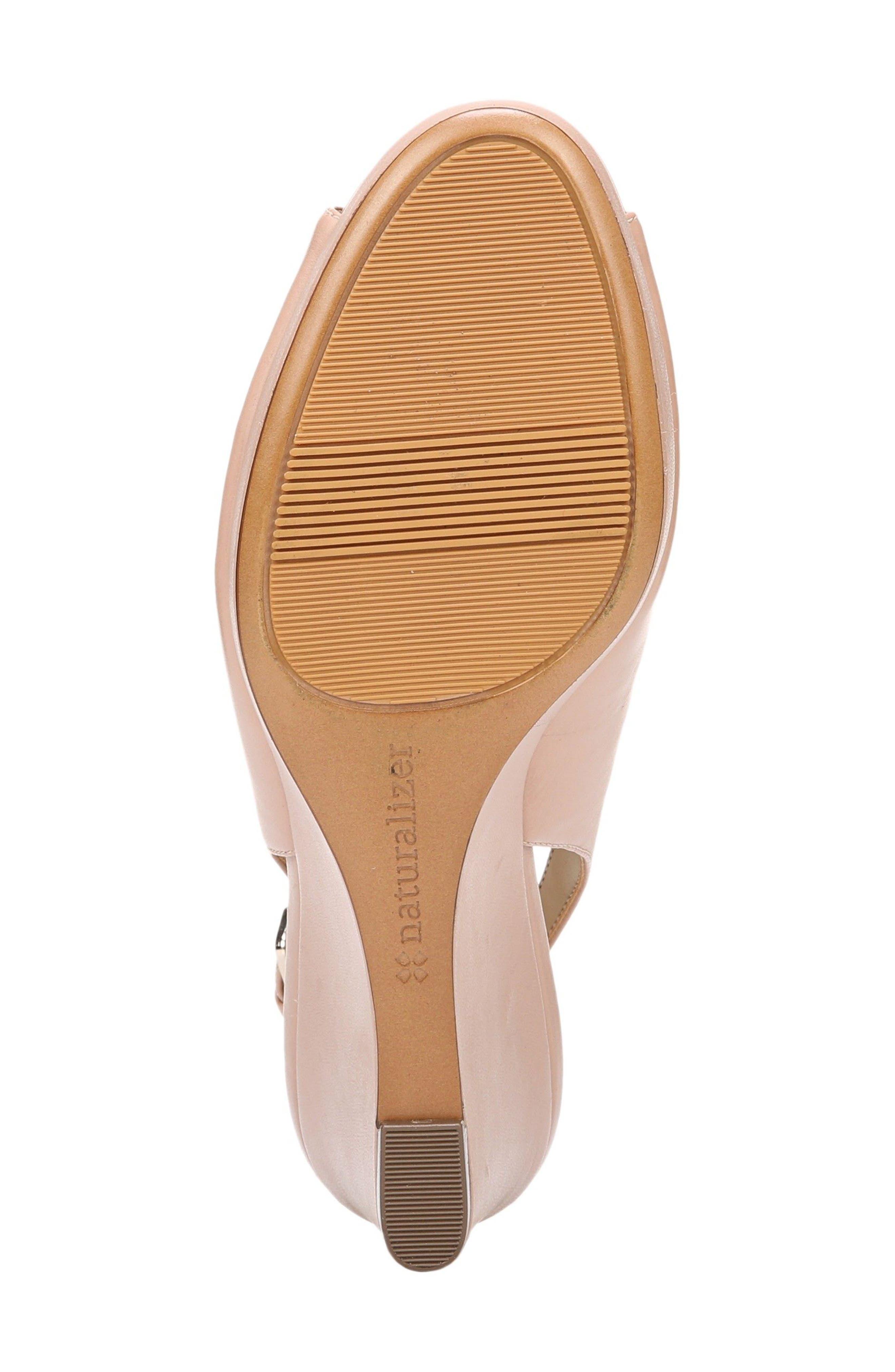 Alternate Image 4  - Naturalizer Oleander Slingback Sandal (Women)