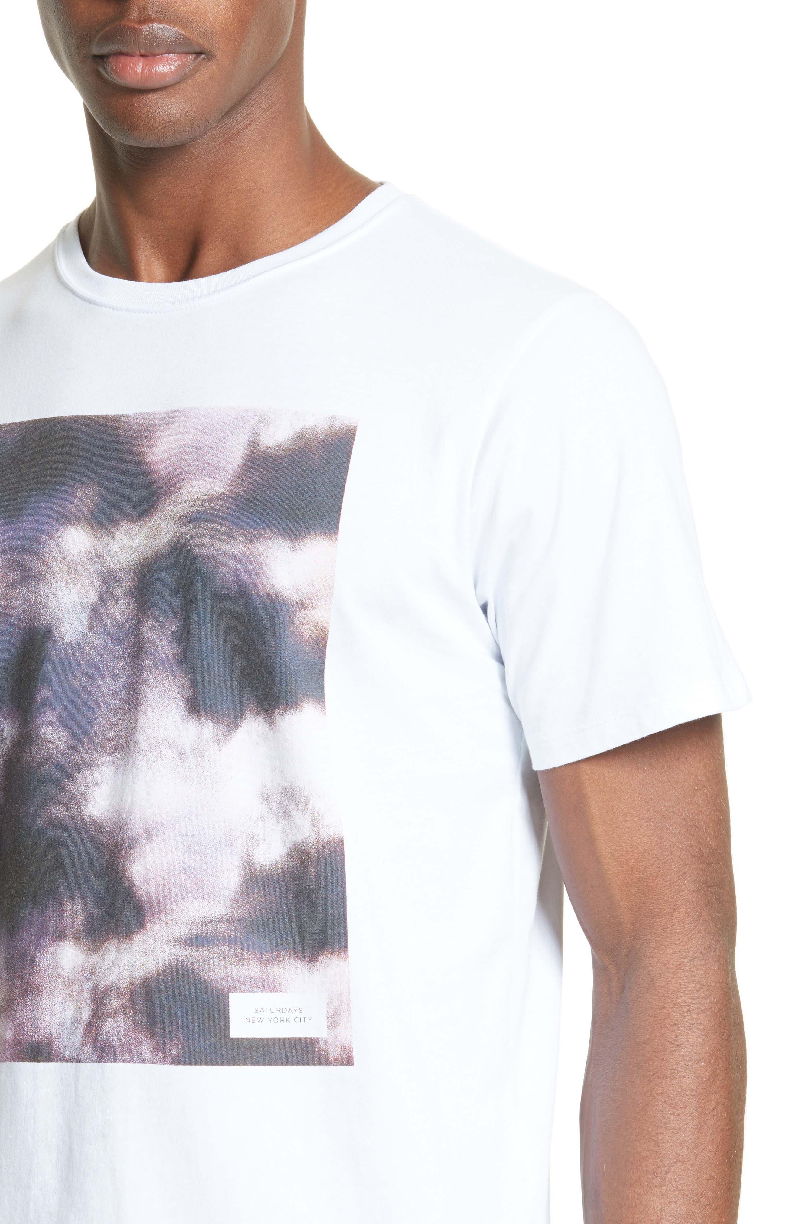 Alternate Image 4  - Saturdays NYC T-Shirt