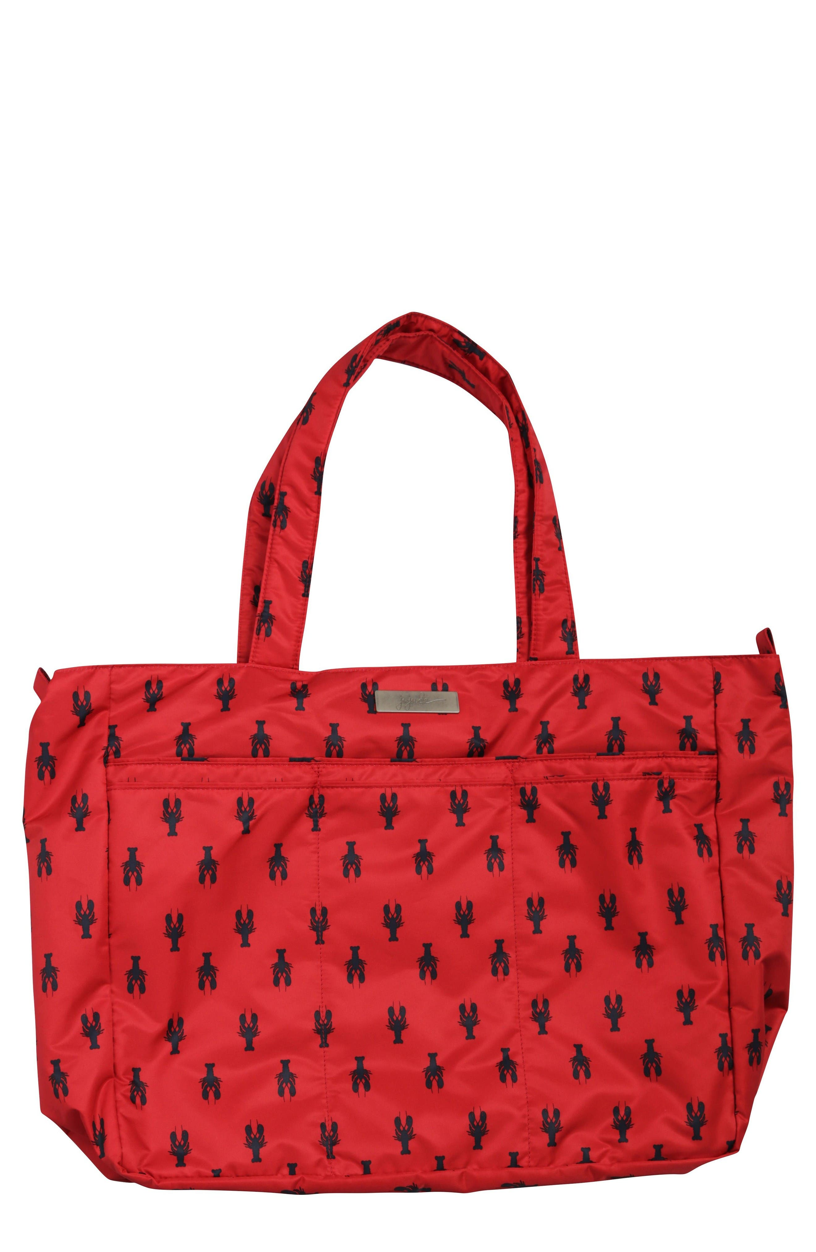 Main Image - Ju-Ju-Be Super Be - Coastal Collection Diaper Bag
