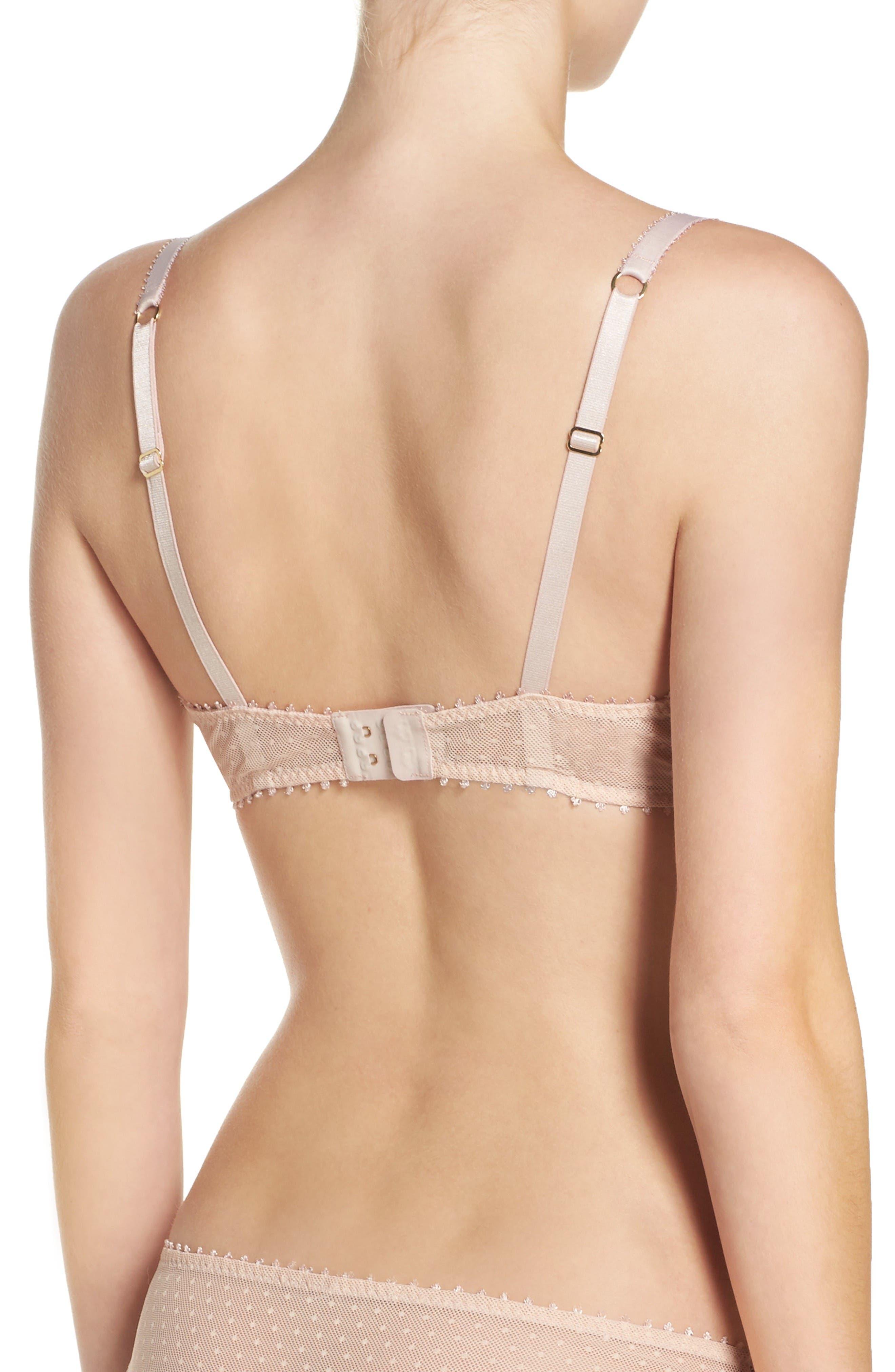 Alternate Image 2  - Stella McCartney 'Rachel Shopping' Underwire Balconette Bra