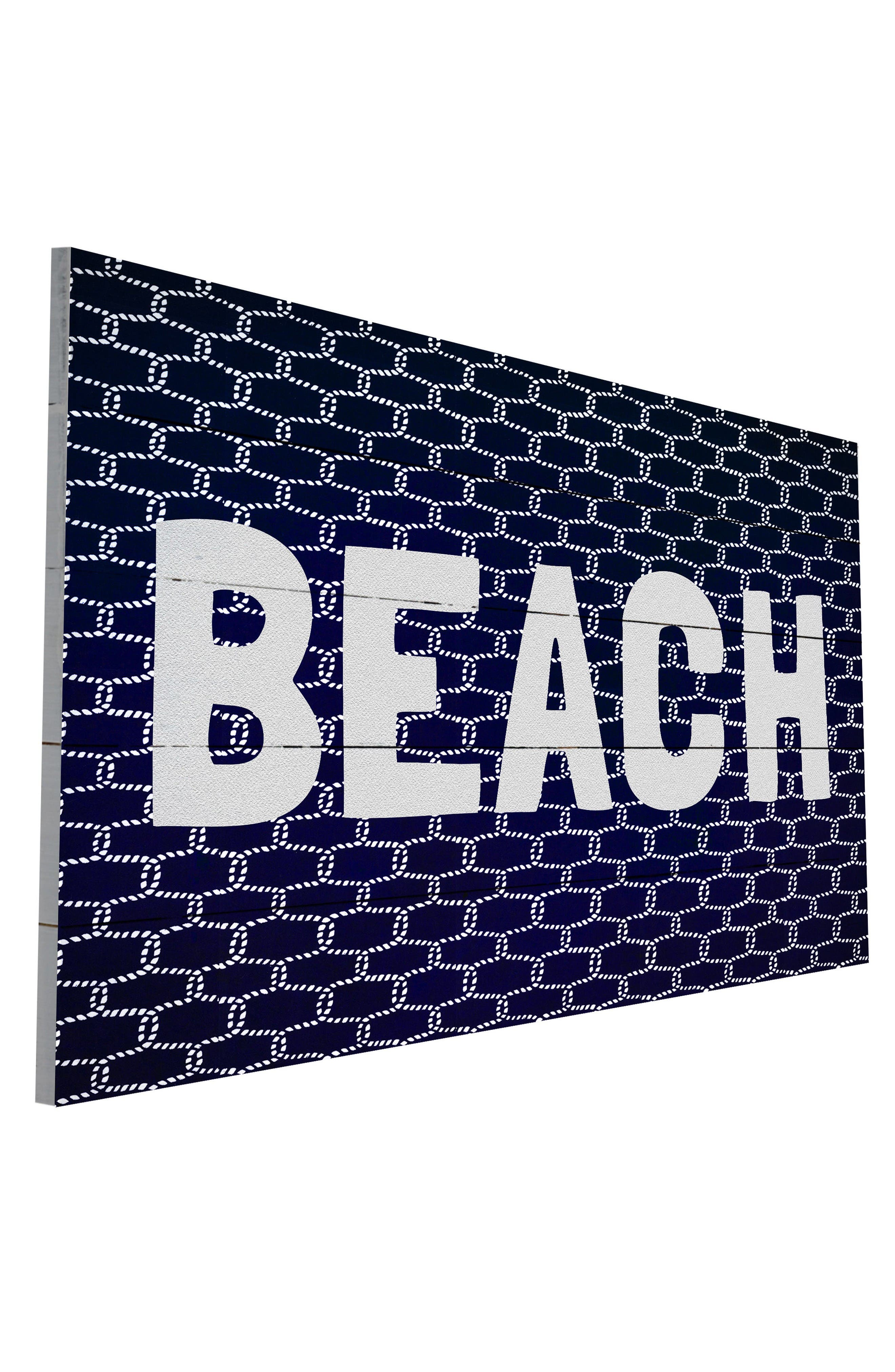 Alternate Image 2  - Wynwood Beach Knot Wall Art