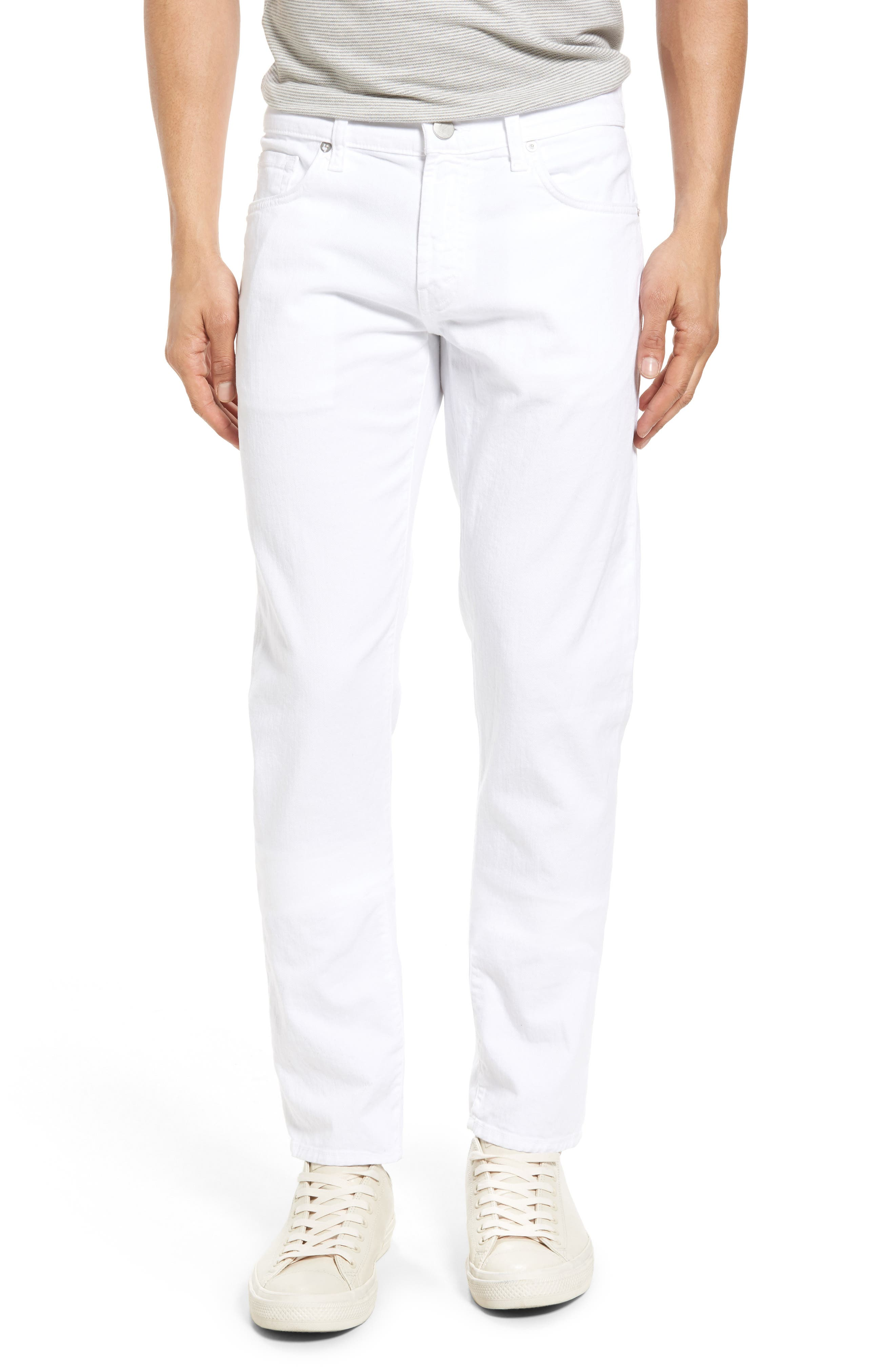Tyler Slim Fit Jeans,                         Main,                         color, Whitman