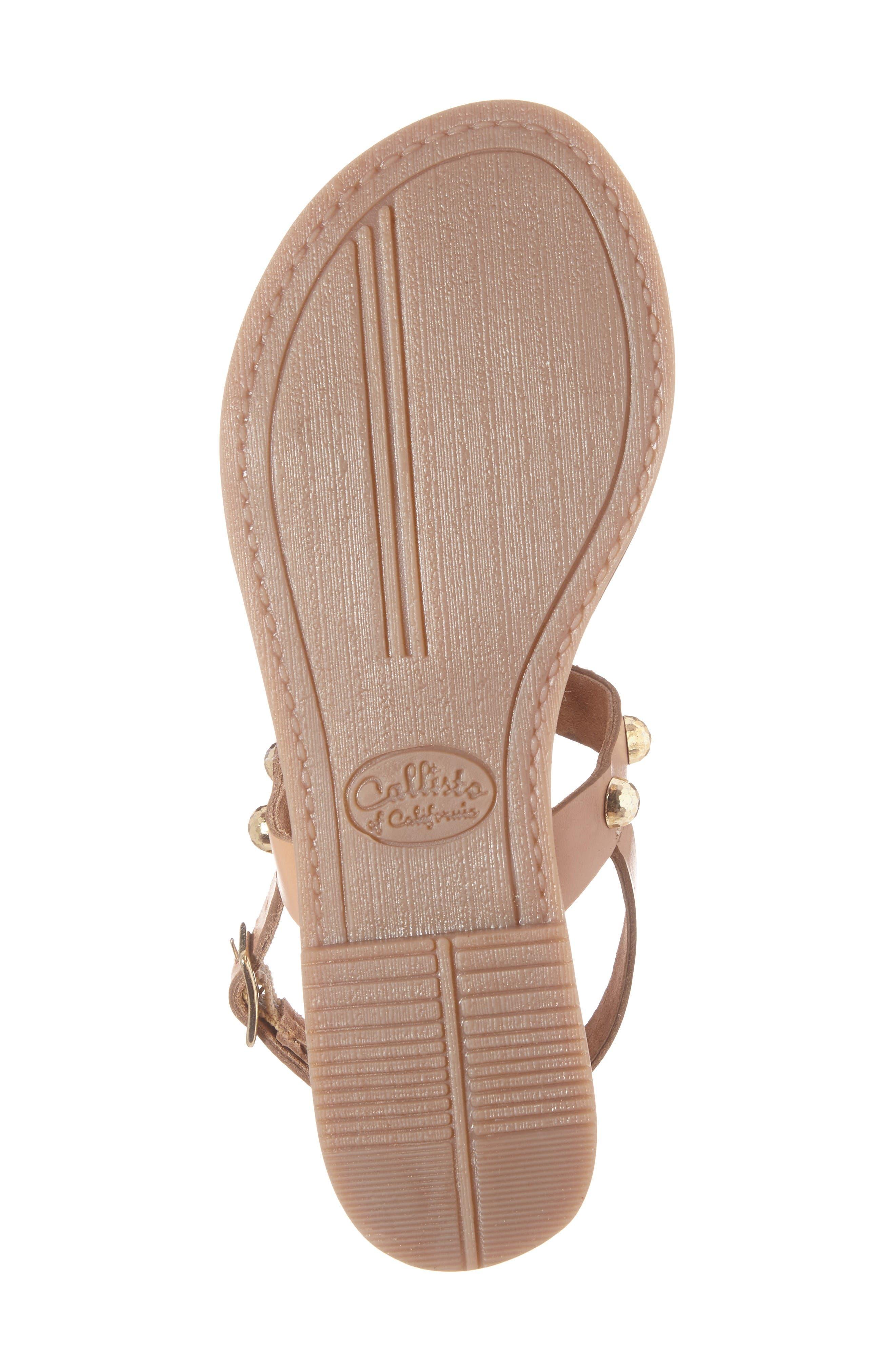Alternate Image 6  - Callisto Bristol Sandal (Women)