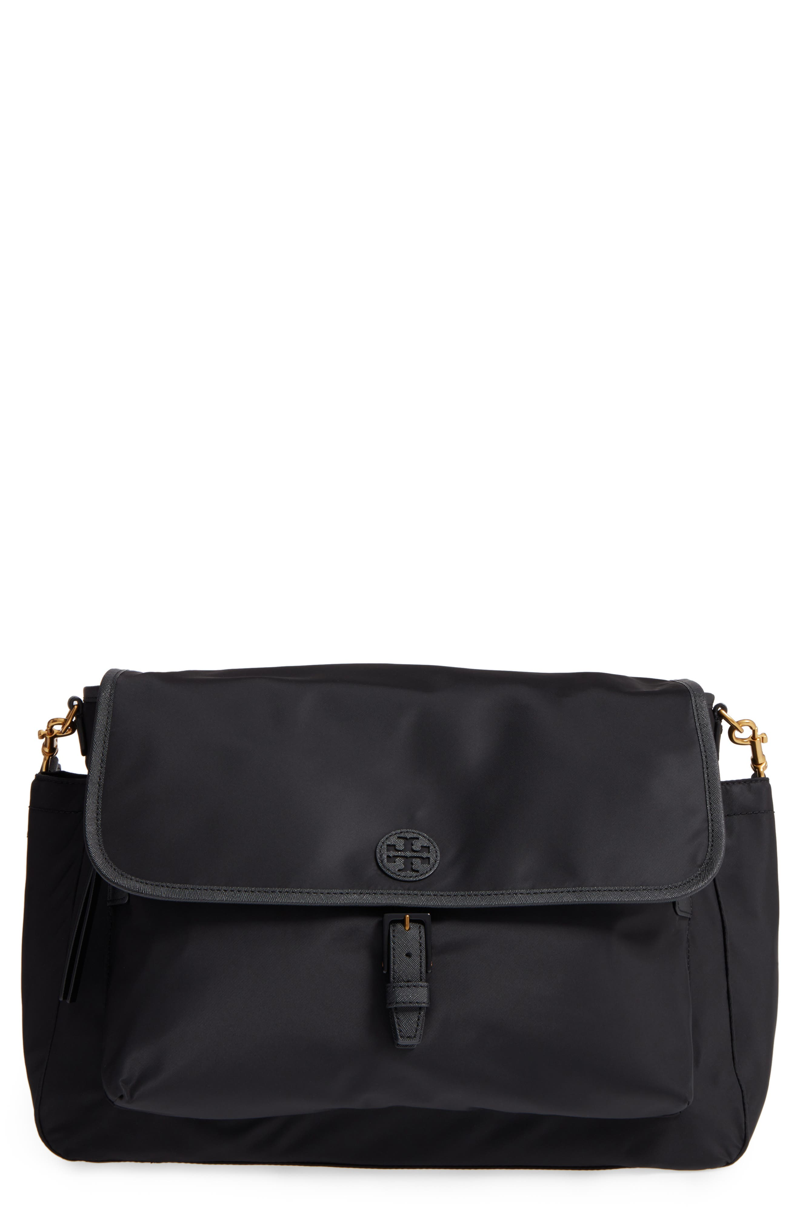 Tory Burch Scout Messenger Diaper Bag