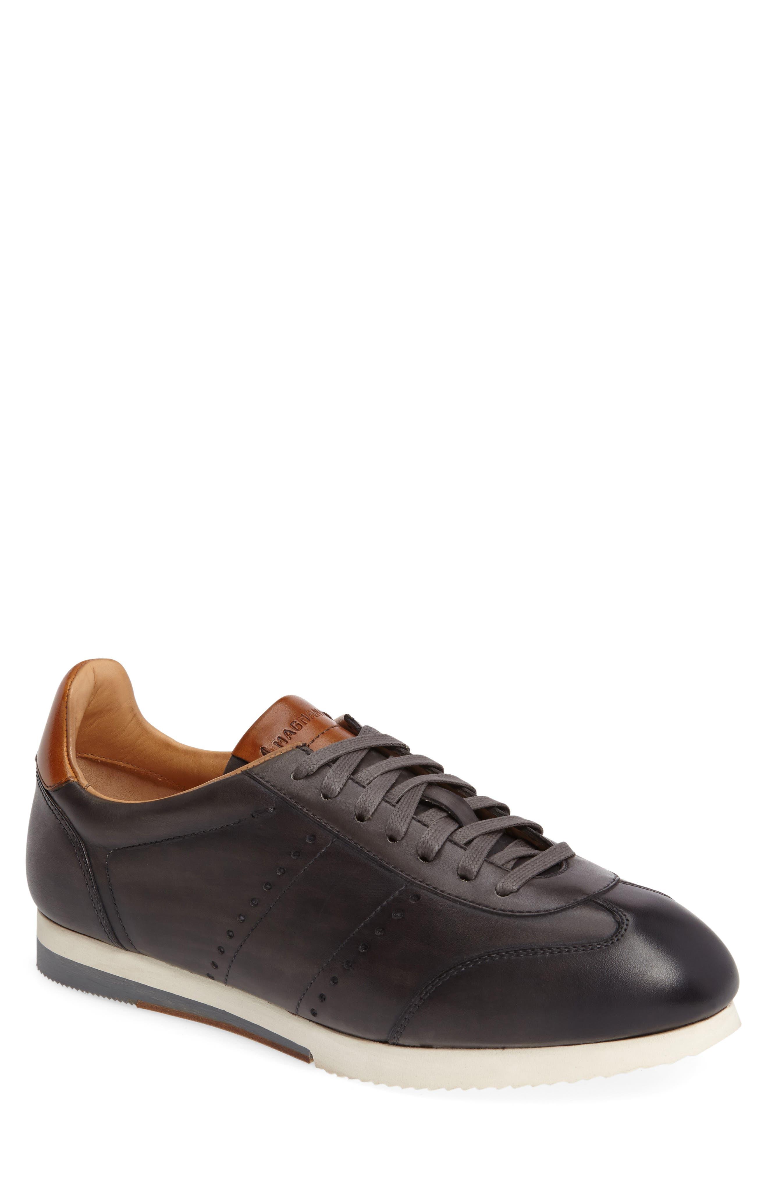 Alternate Image 1 Selected - Magnanni Isco Sneaker (Men)