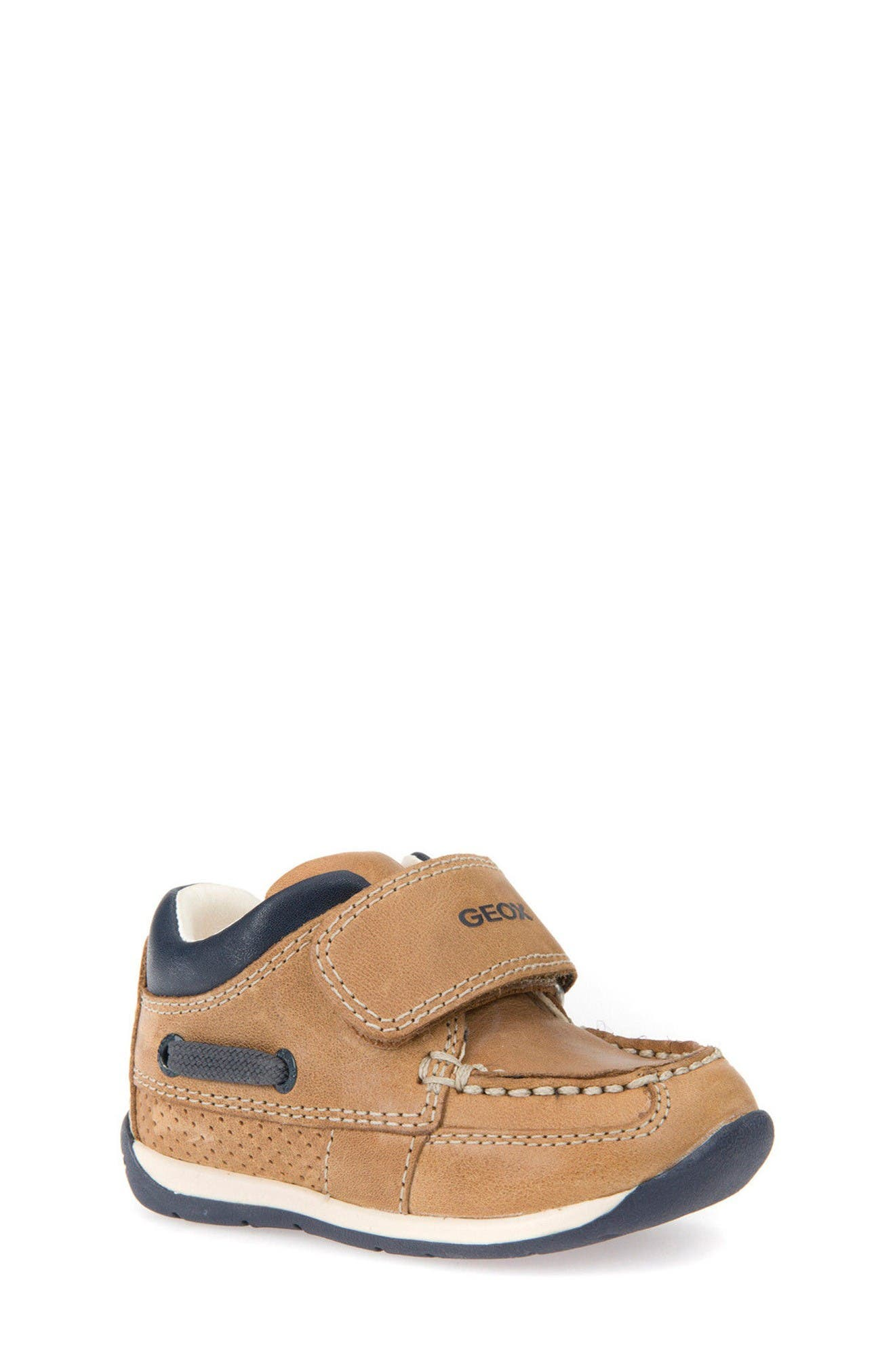 Geox Beach Sneaker (Baby, Walker & Toddler)