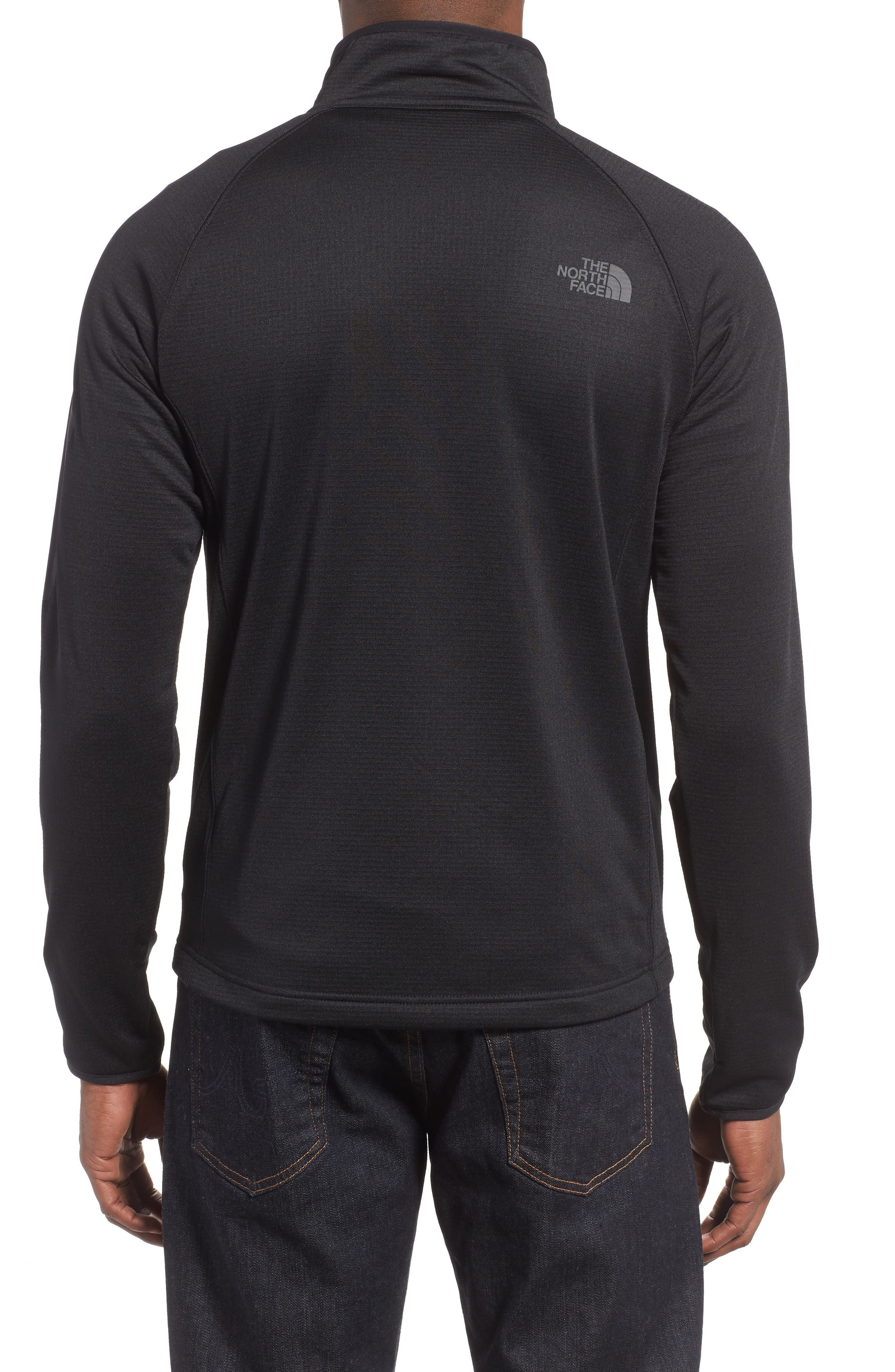 Borod Jacket,                             Alternate thumbnail 2, color,                             Tnf Black/ Tnf Black