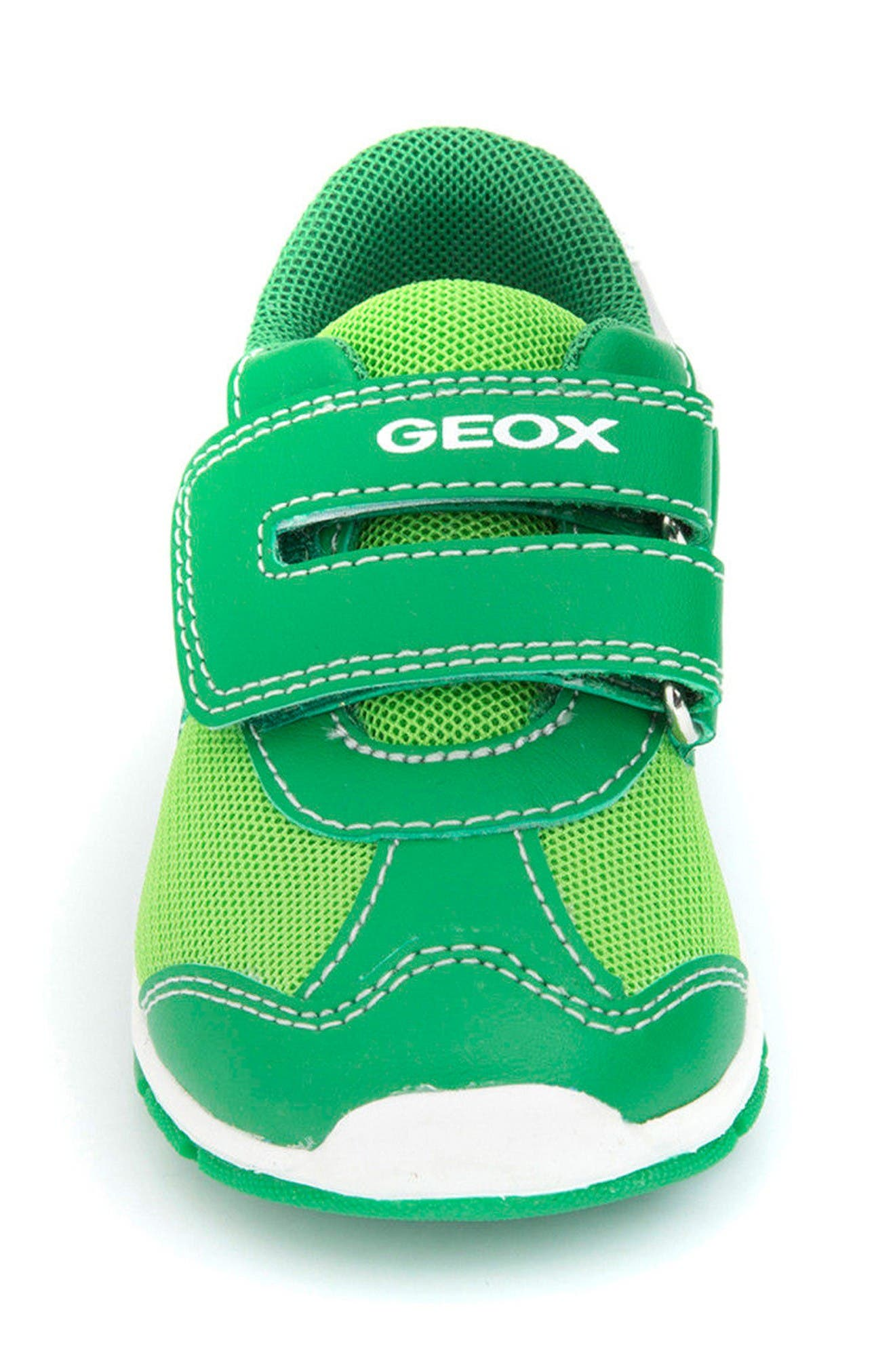 'Shaax 9' Sneaker,                             Alternate thumbnail 4, color,                             Green