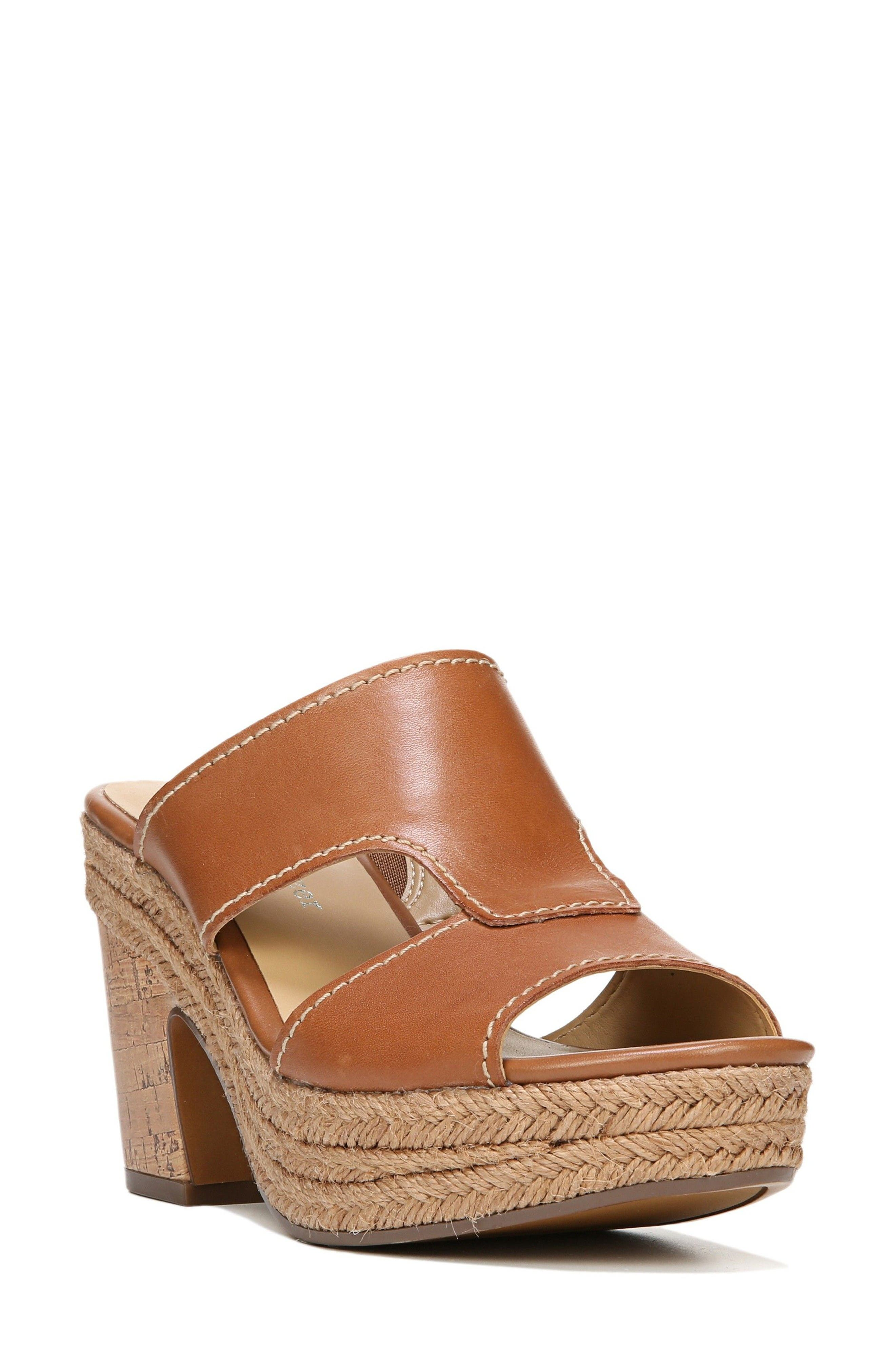 Alternate Image 1 Selected - Naturalizer Evette Sandal (Women)