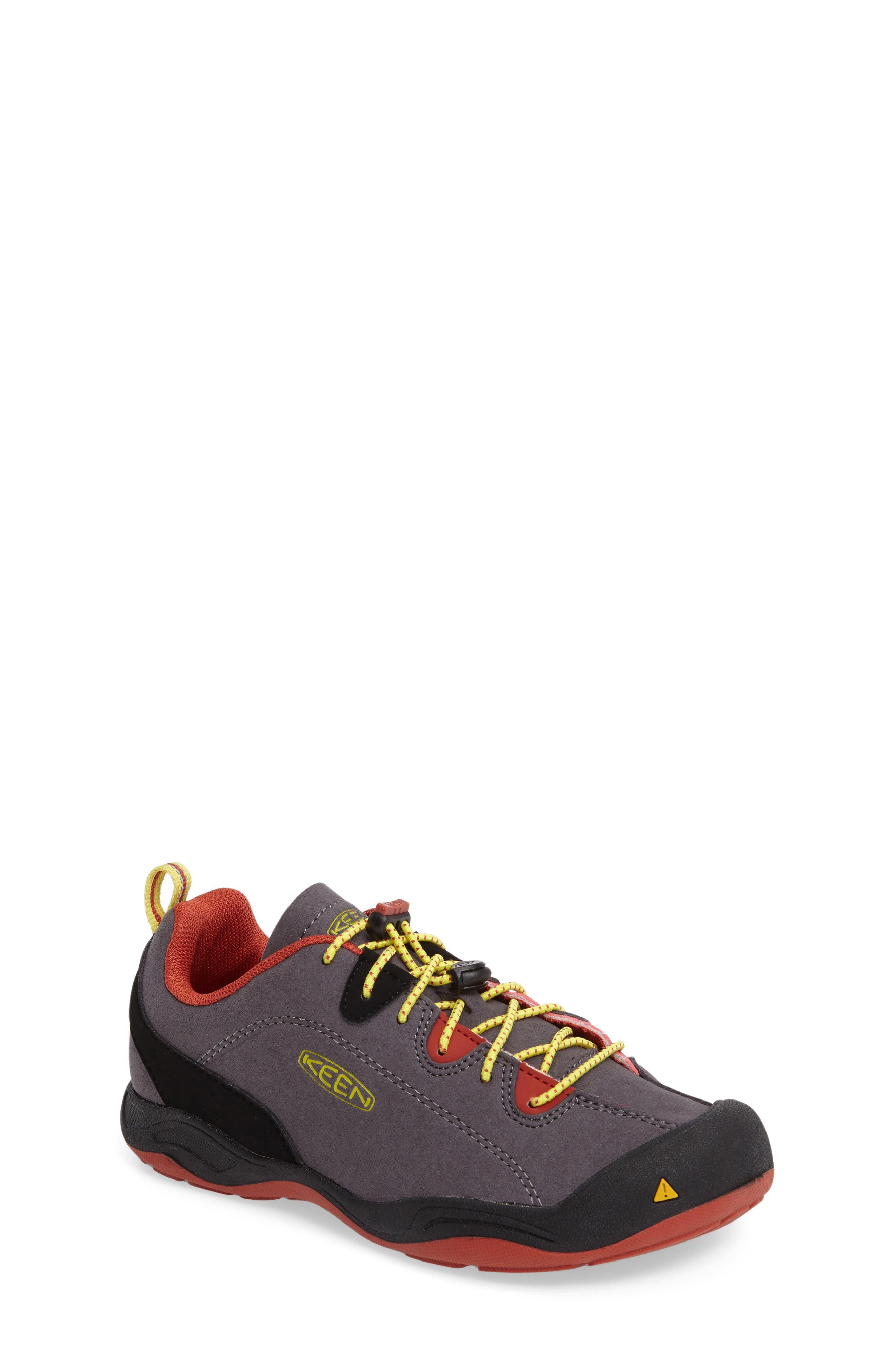 Jasper Sneaker,                         Main,                         color, Magnet