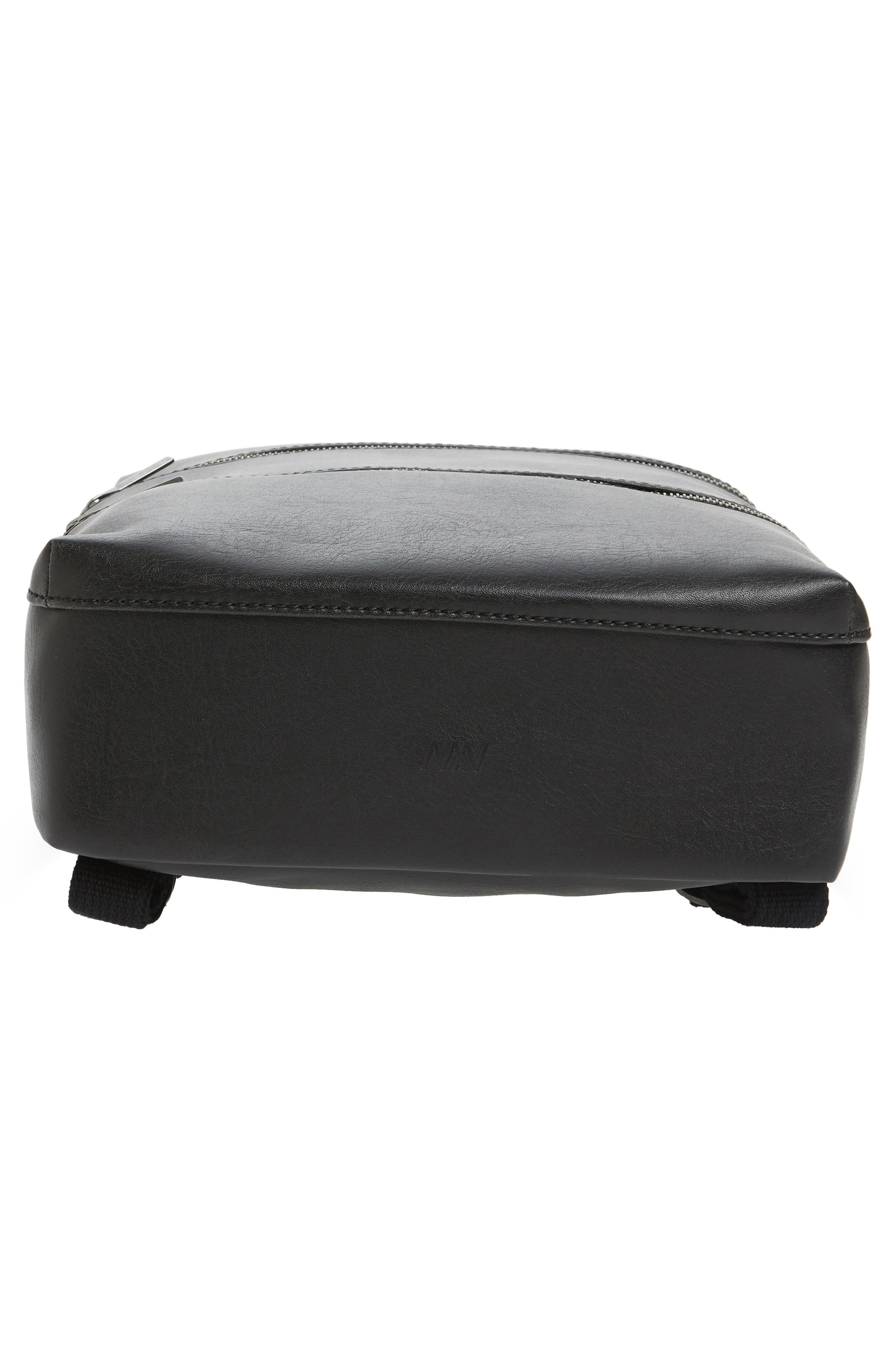Alternate Image 6  - Matt & Nat Slate Faux Leather Backpack