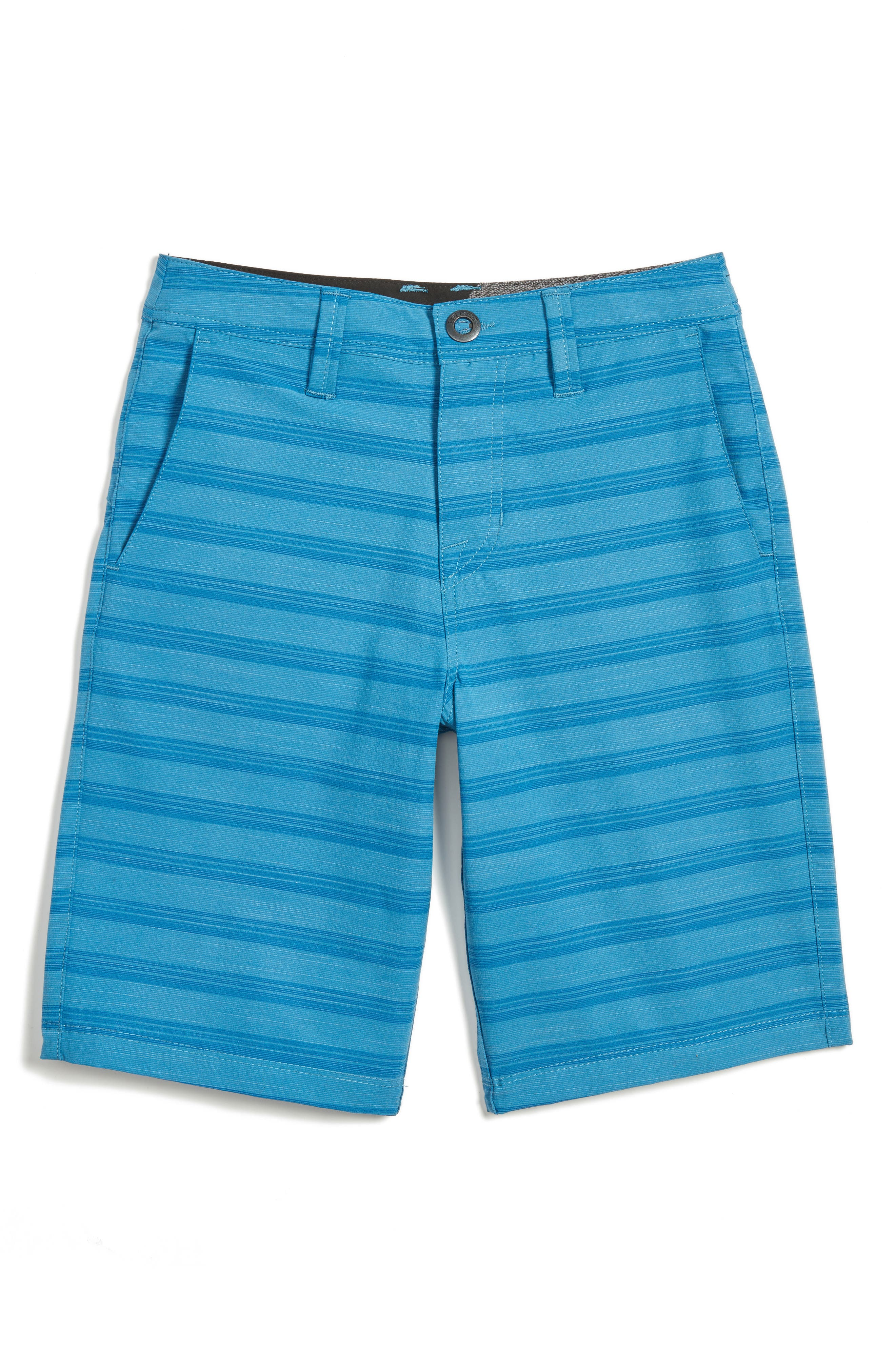 Alternate Image 1 Selected - Volcom Surf N' Turf Hybrid Shorts (Big Boys)