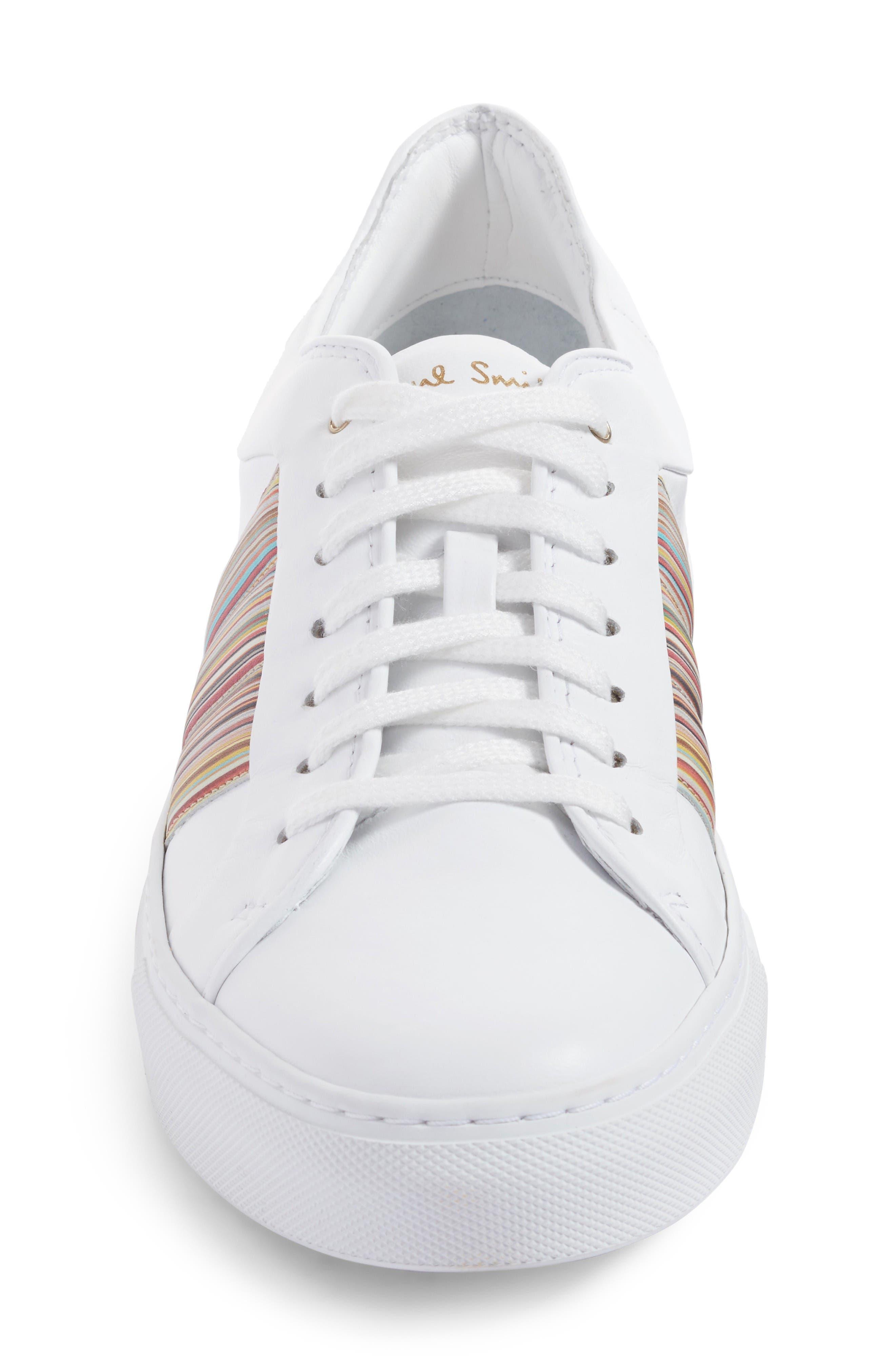 Ivo Sneaker,                             Alternate thumbnail 4, color,                             White