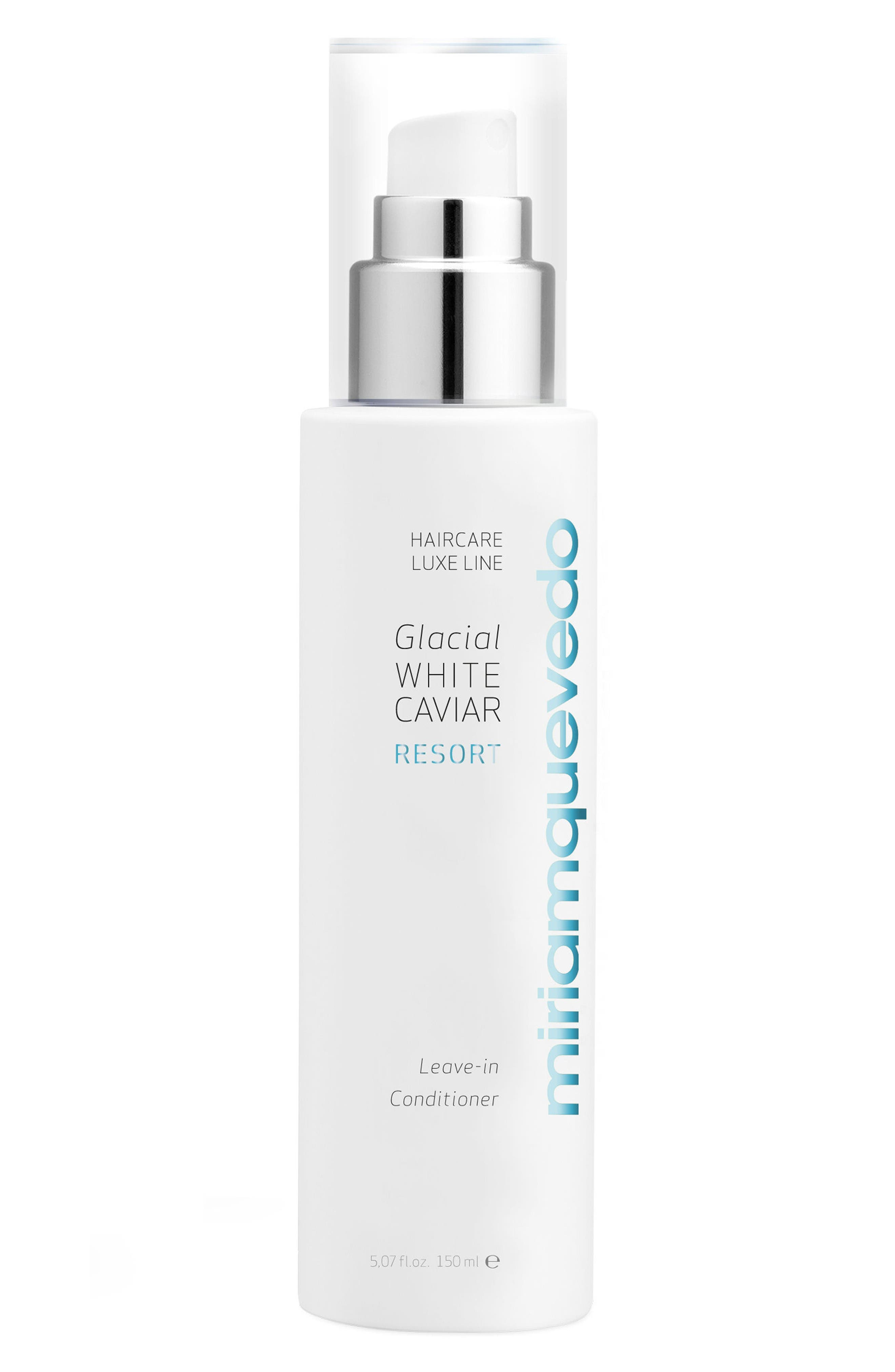 SPACE.NK.apothecary Miriam Quevedo Glacial White Caviar Resort Leave-In Conditioner,                             Main thumbnail 1, color,                             No Color