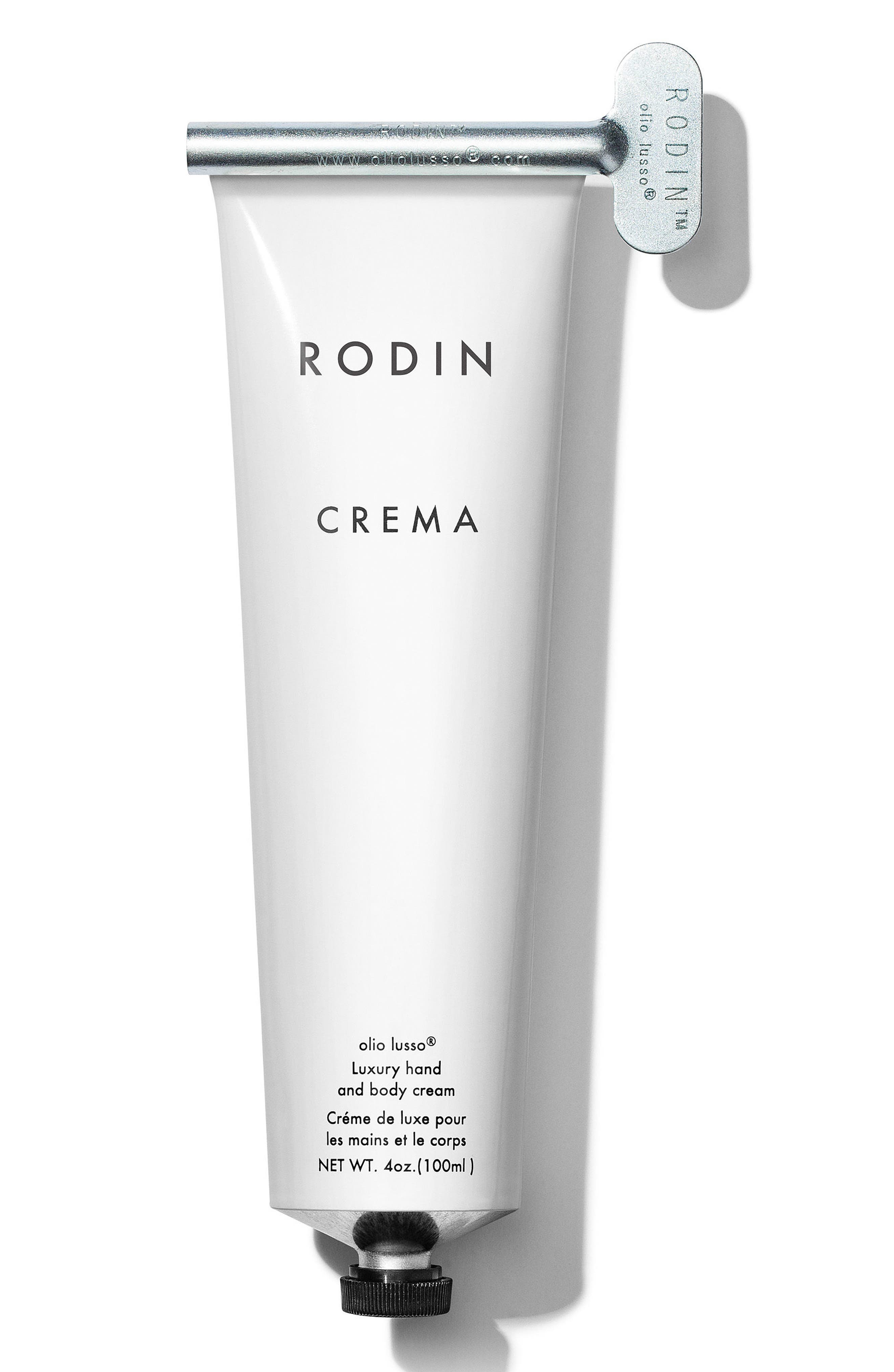Crema Luxury Hand and Body Cream,                             Alternate thumbnail 3, color,                             No Color