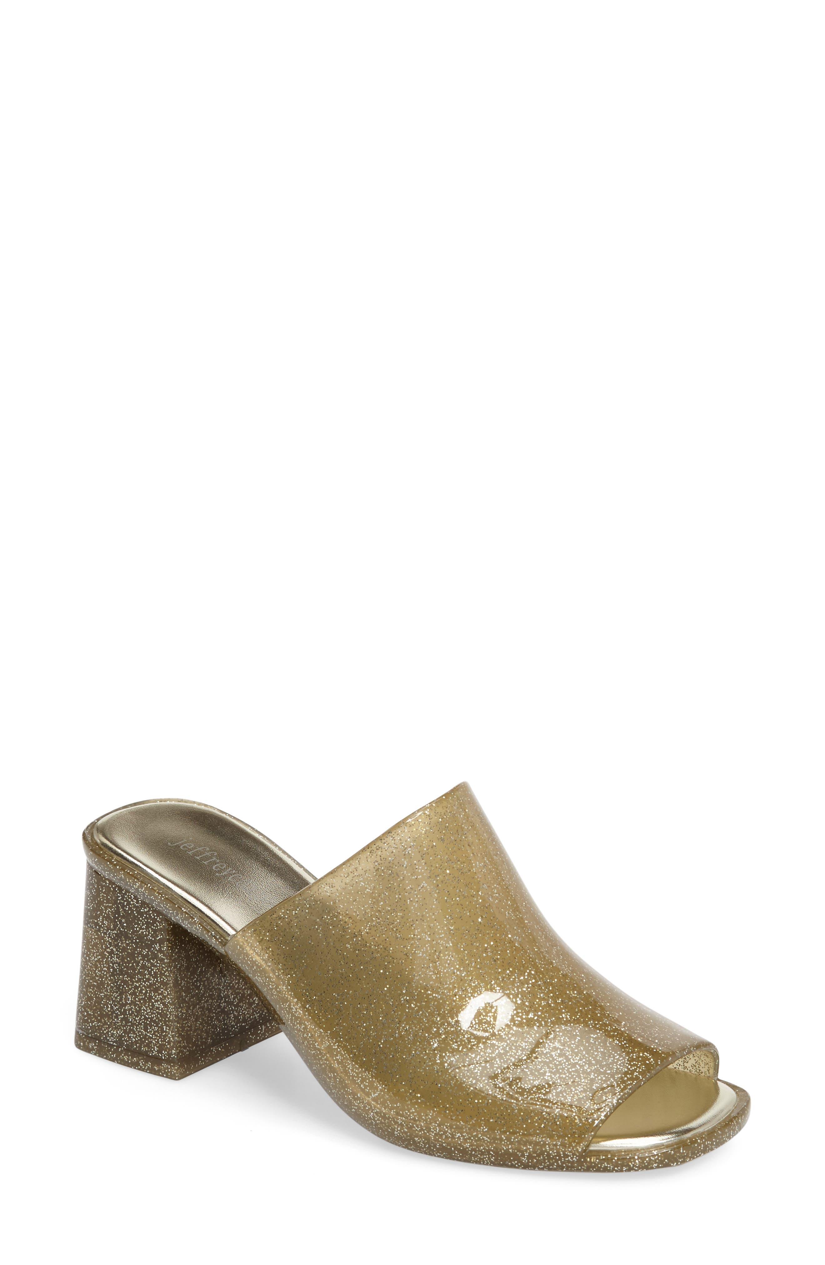 Jeffrey Campbell Jelly Slide Sandal (Women)