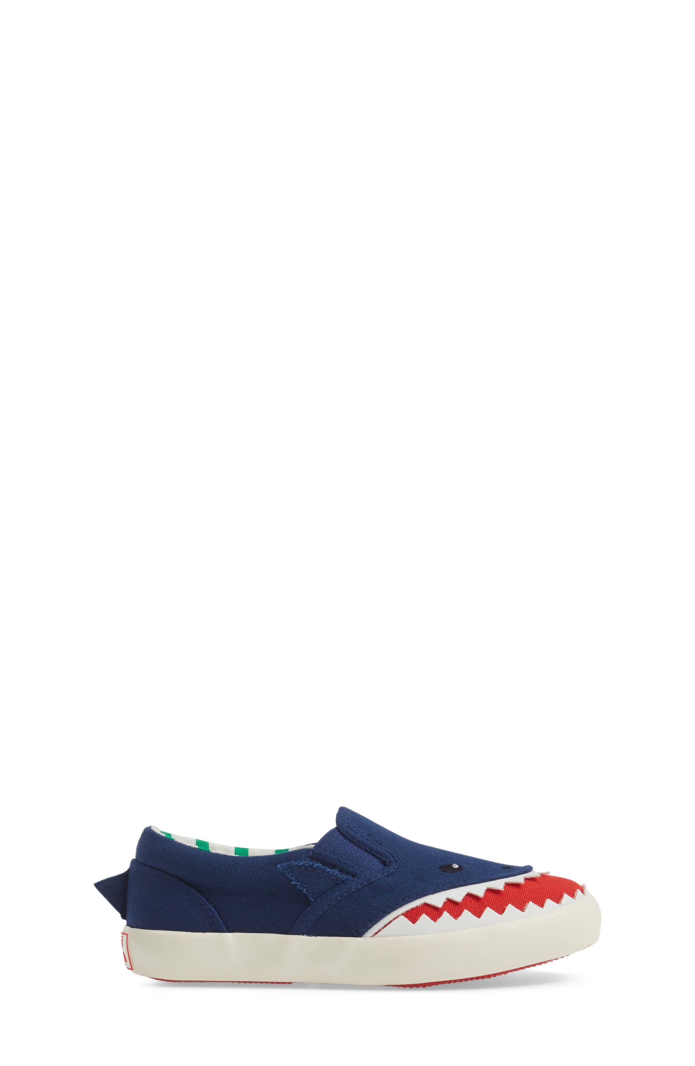 Alternate Image 3  - Mini Boden Slip-On Sneaker (Toddler, Little Kid & Big Kid)