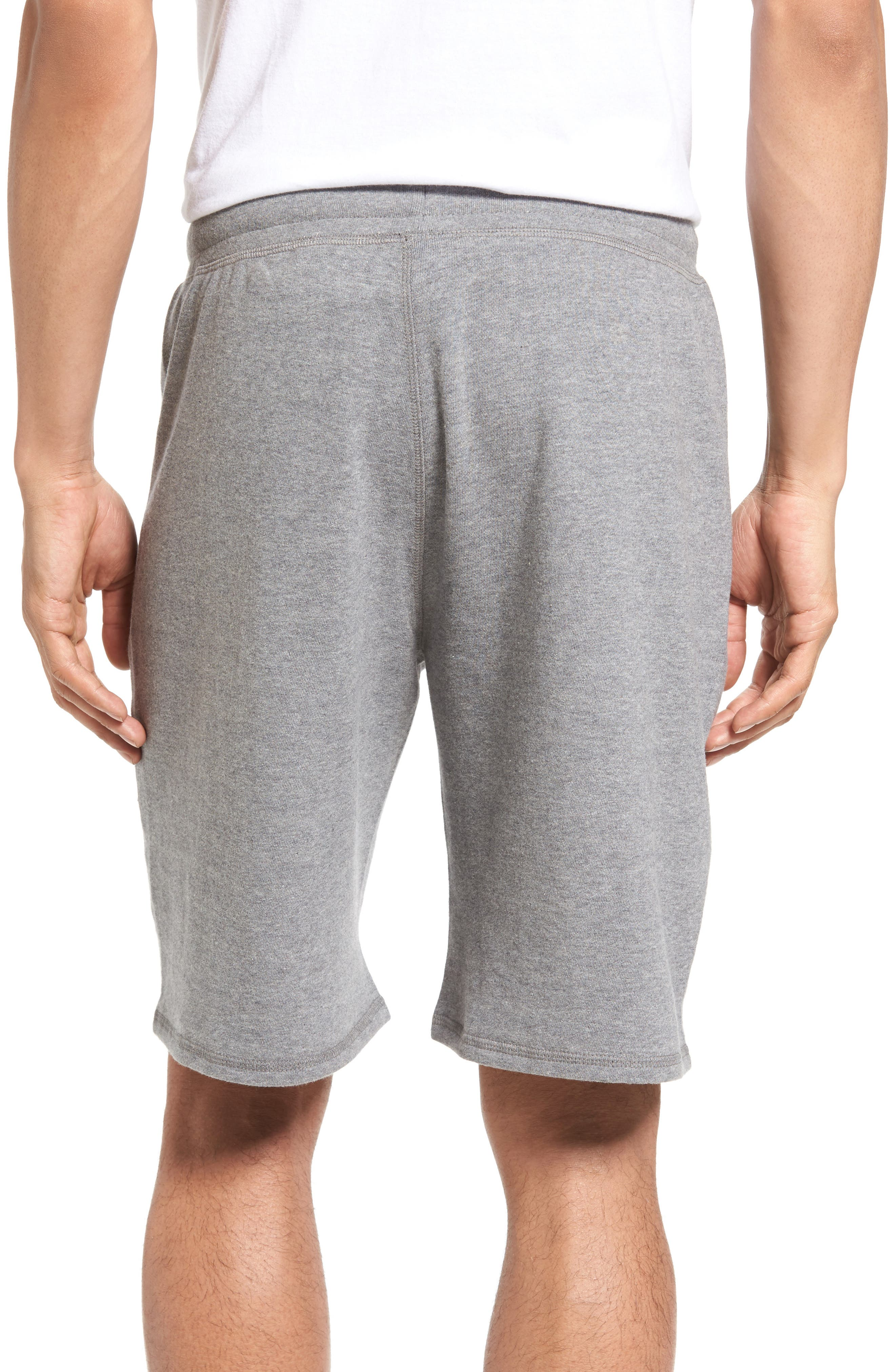 Alternate Image 2  - Tailor Vintage Reversible French Terry Sweat Shorts