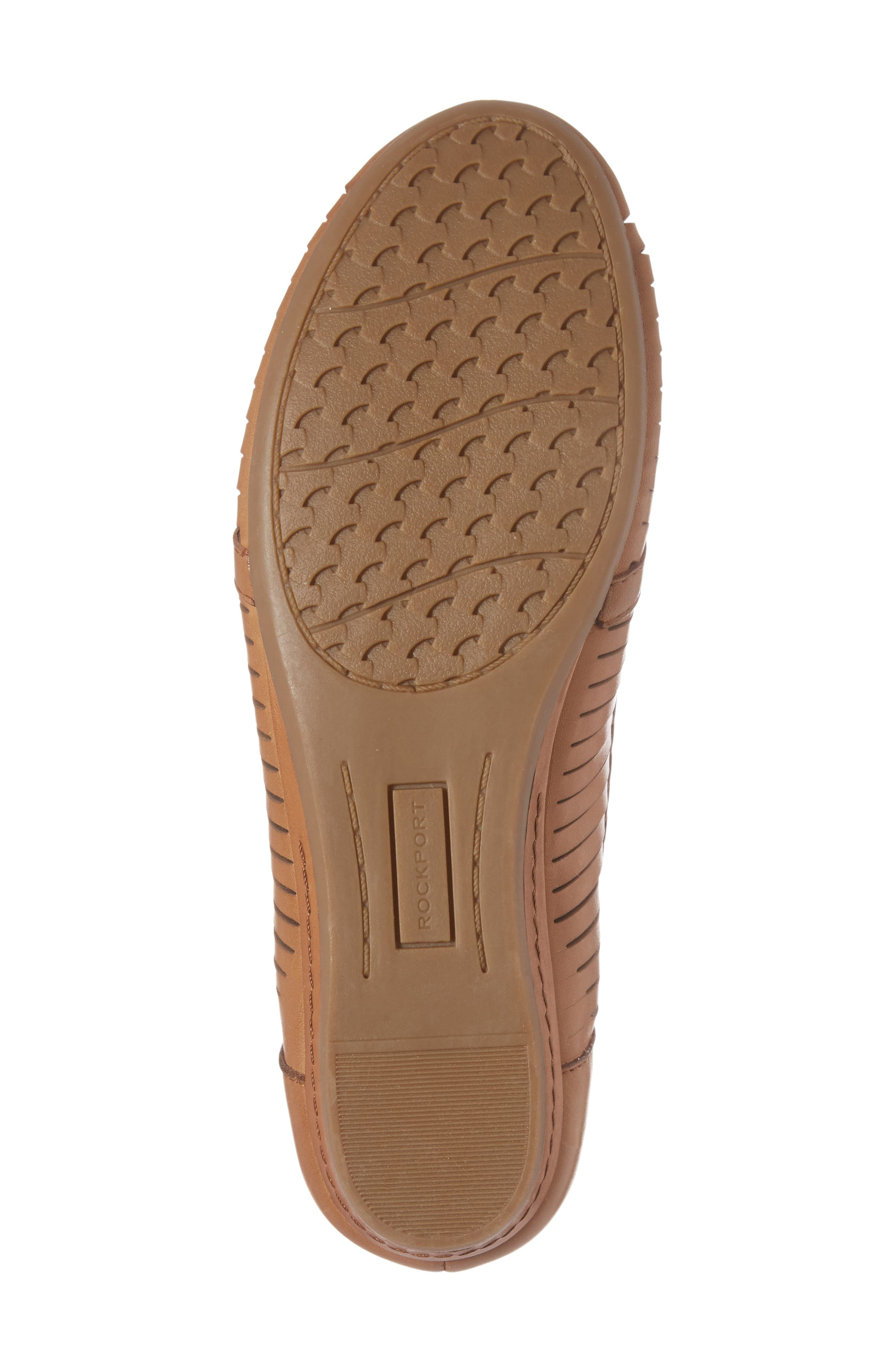 Galway Loafer,                             Alternate thumbnail 6, color,                             Tan Multi Leather