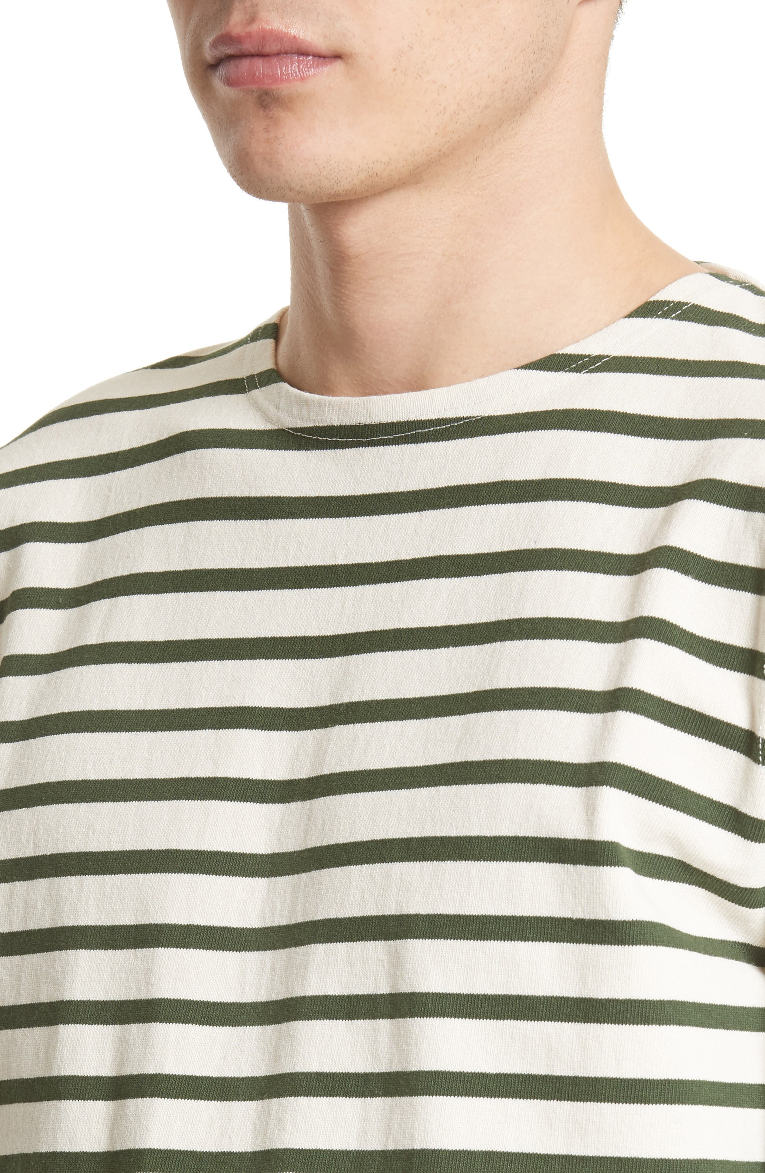 Alternate Image 4  - Norse Projects Stripe T-Shirt