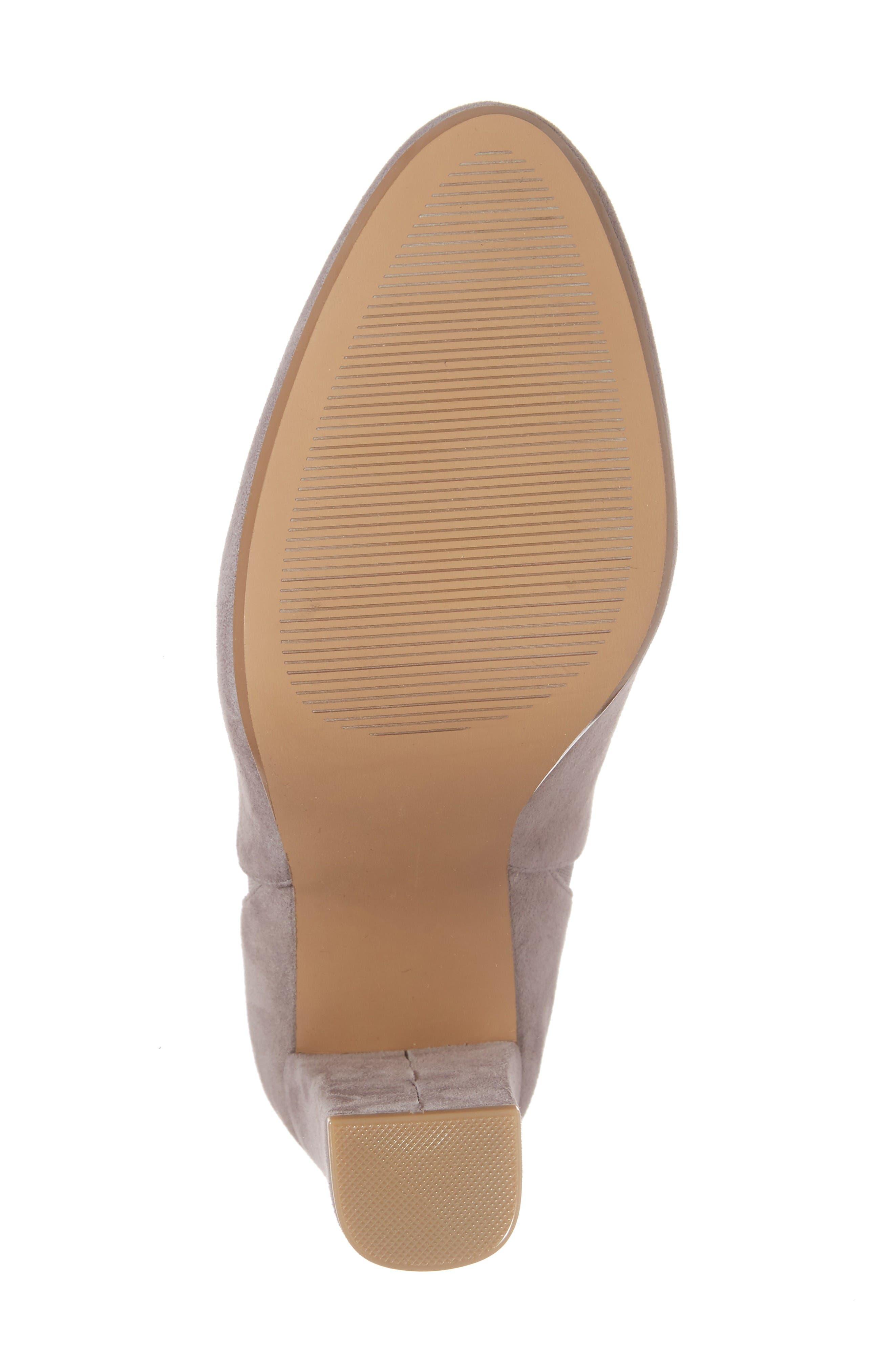 Alternate Image 6  - Steve Madden Effect Block Heel Bootie (Women)