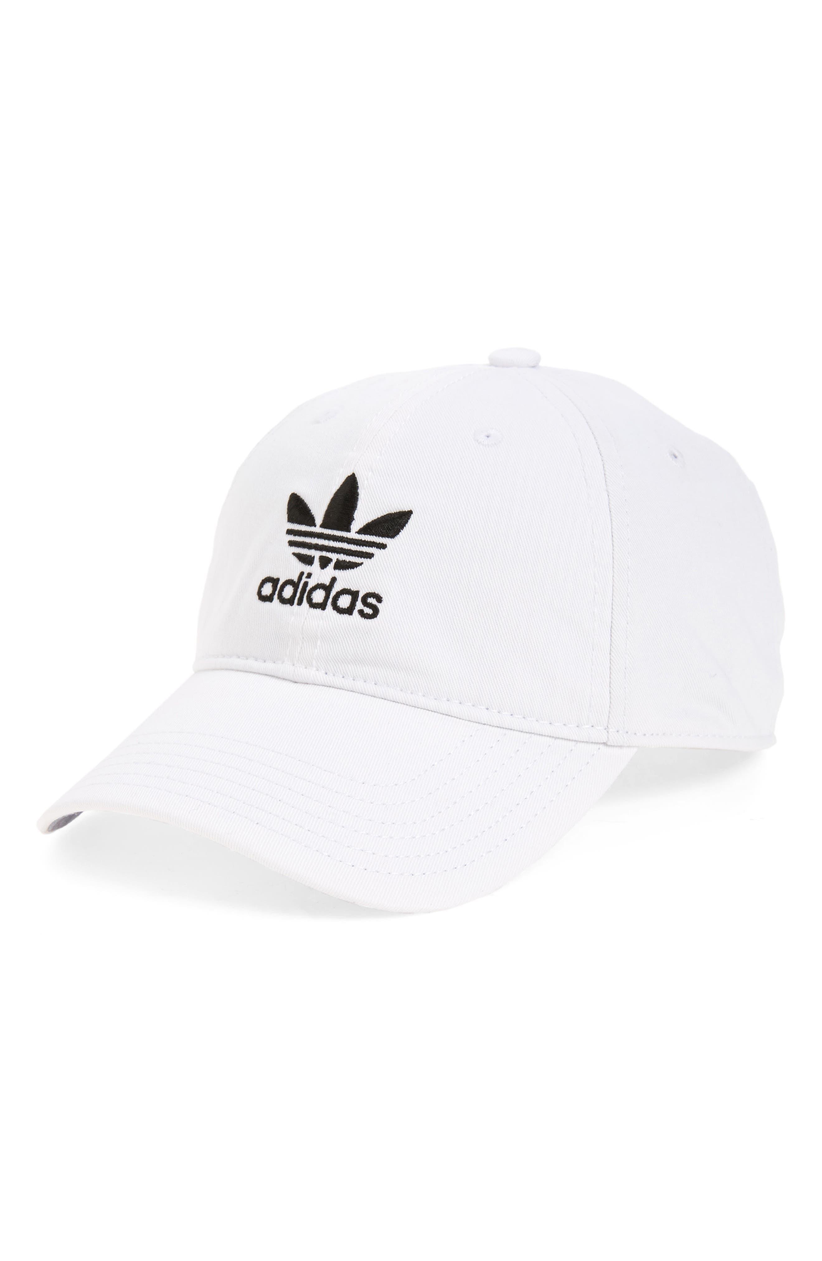 Main Image - adidas Originals Relaxed Baseball Cap