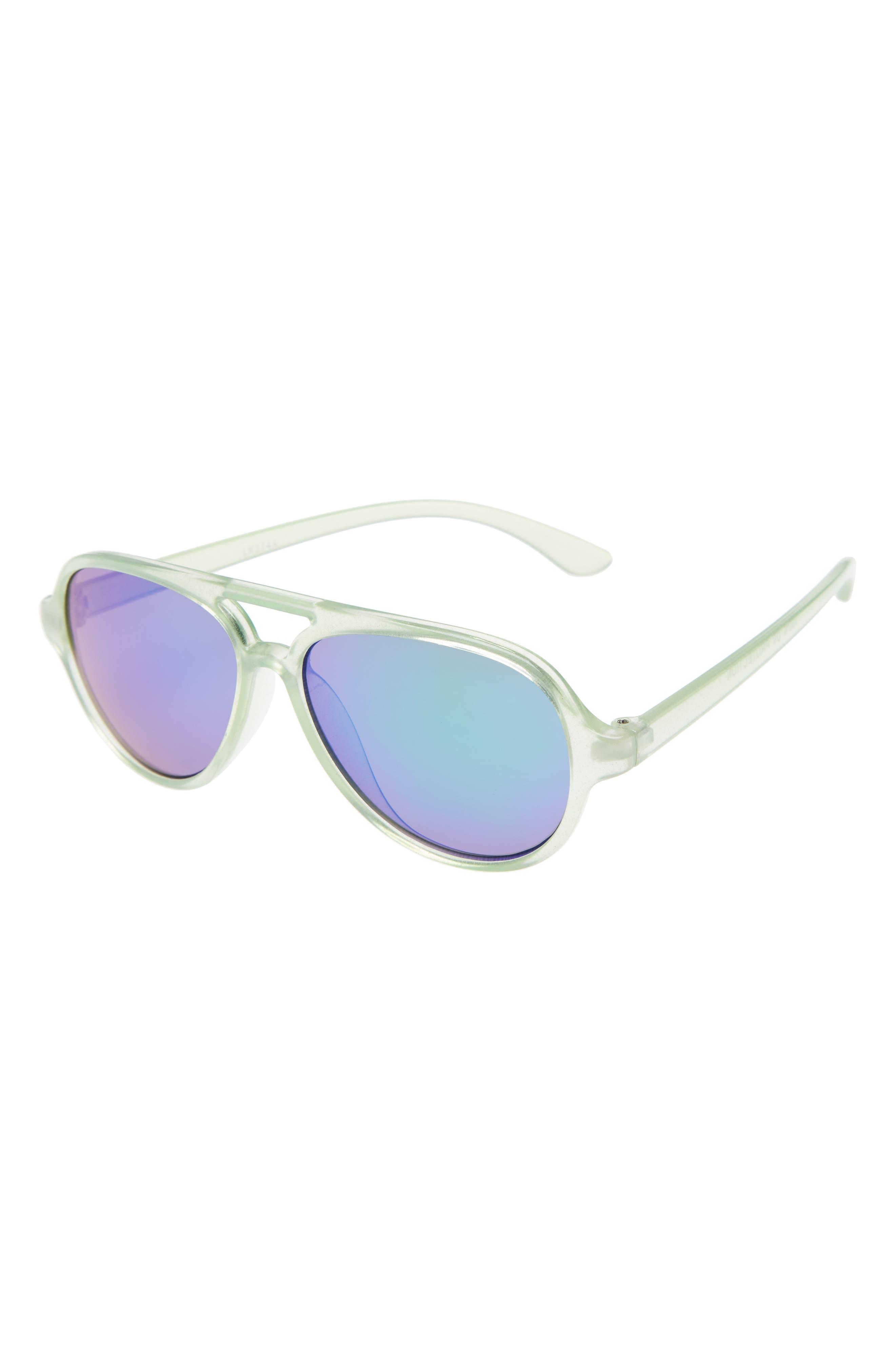 LOOSE LEAF EYEWEAR Carrera Glow in the Dark Sunglasses