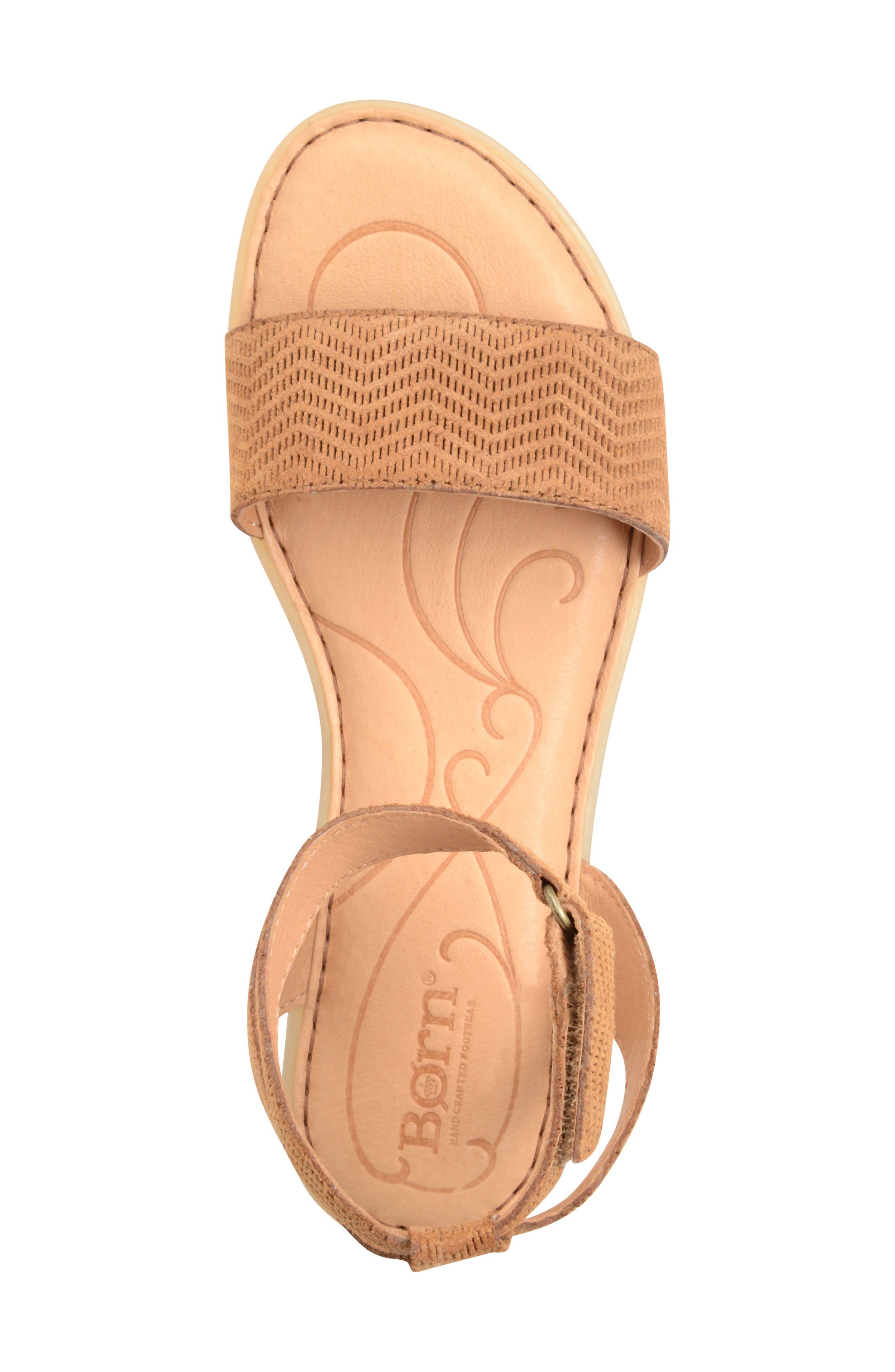 Alternate Image 3  - Børn Tegal Sandal (Women)