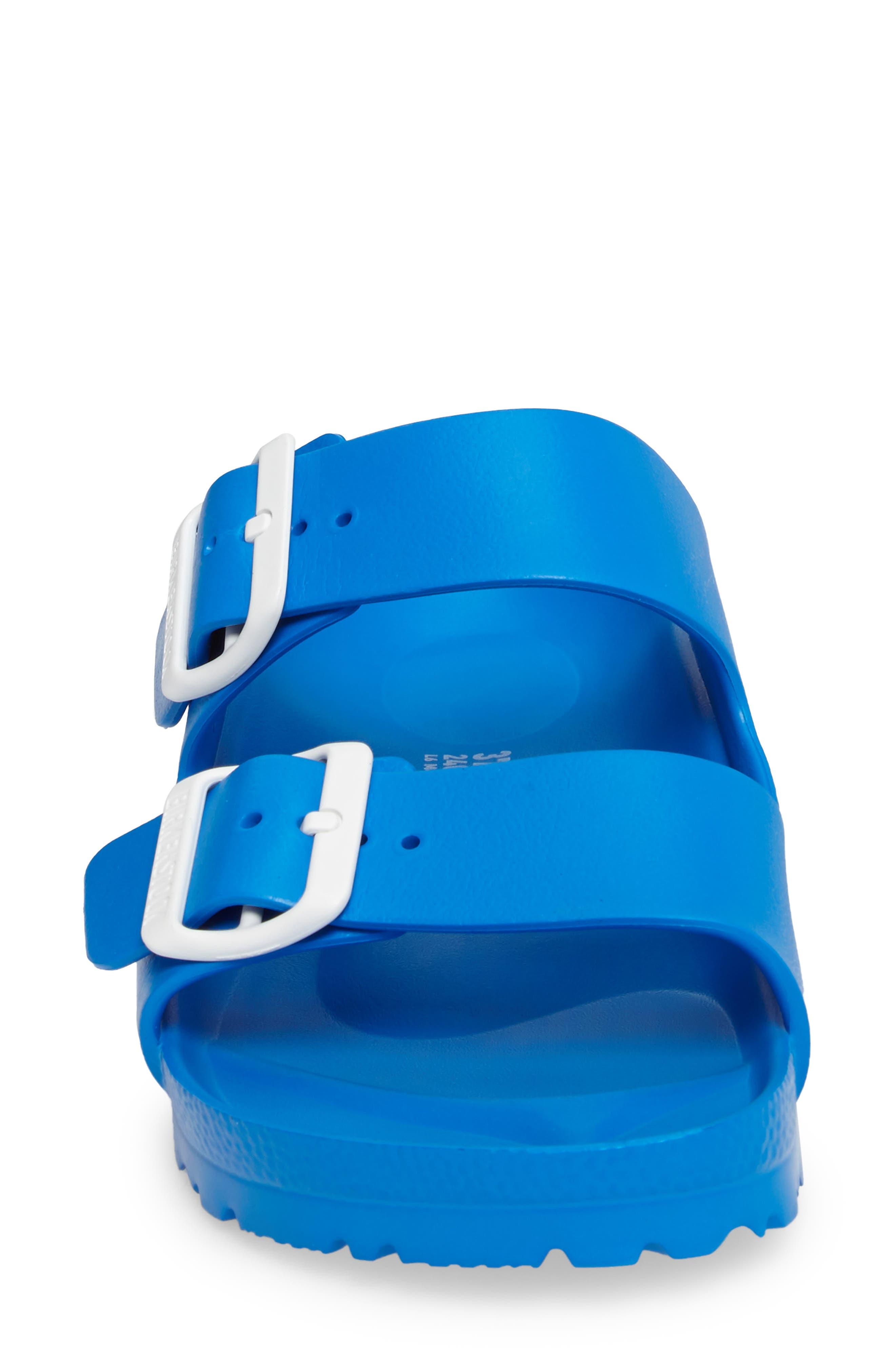 Alternate Image 4  - Birkenstock Essentials - Arizona Slide Sandal (Women) (Nordstrom Exclusive)
