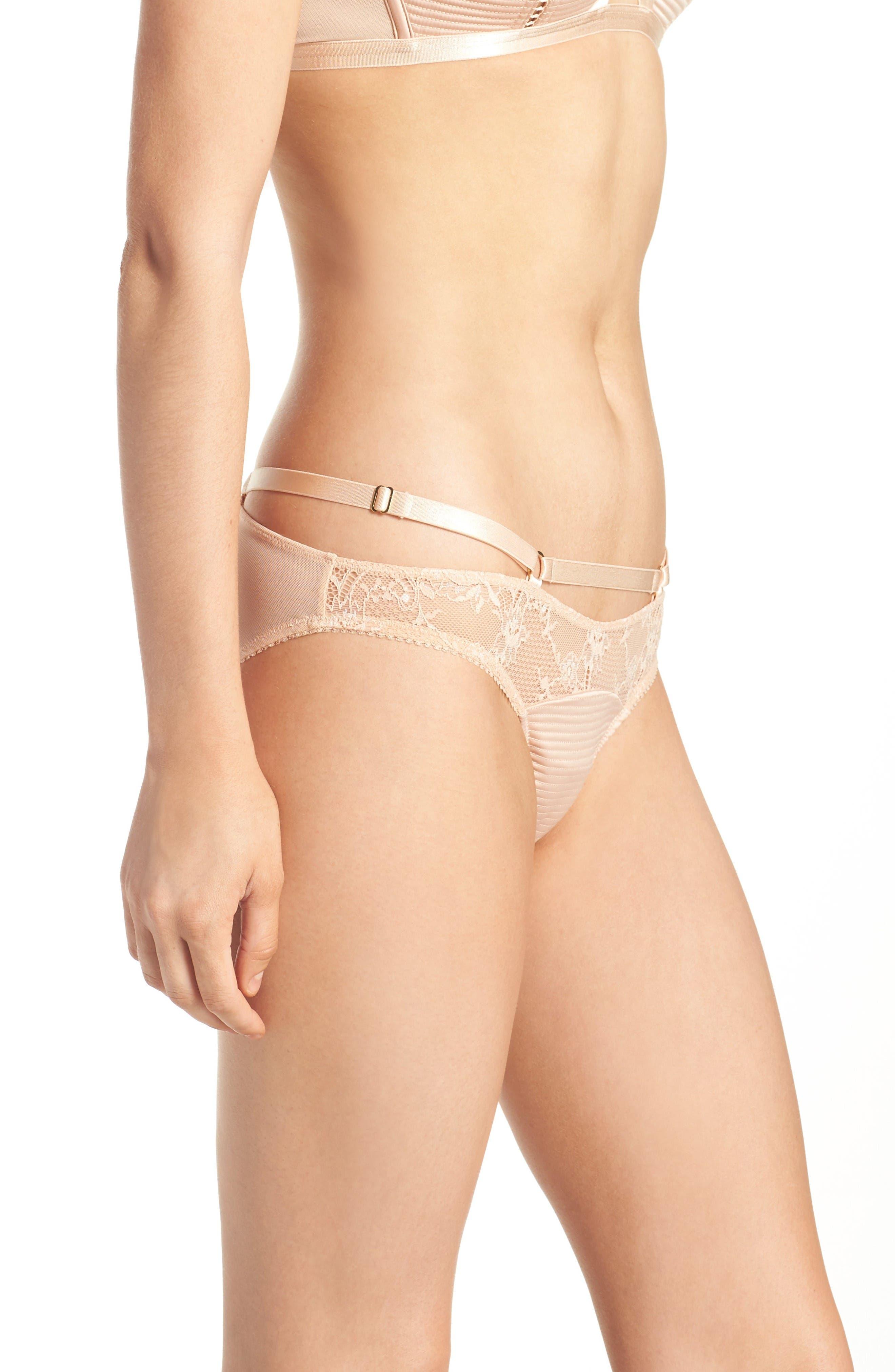 Alternate Image 3  - Dita Von Teese Lace Bikini
