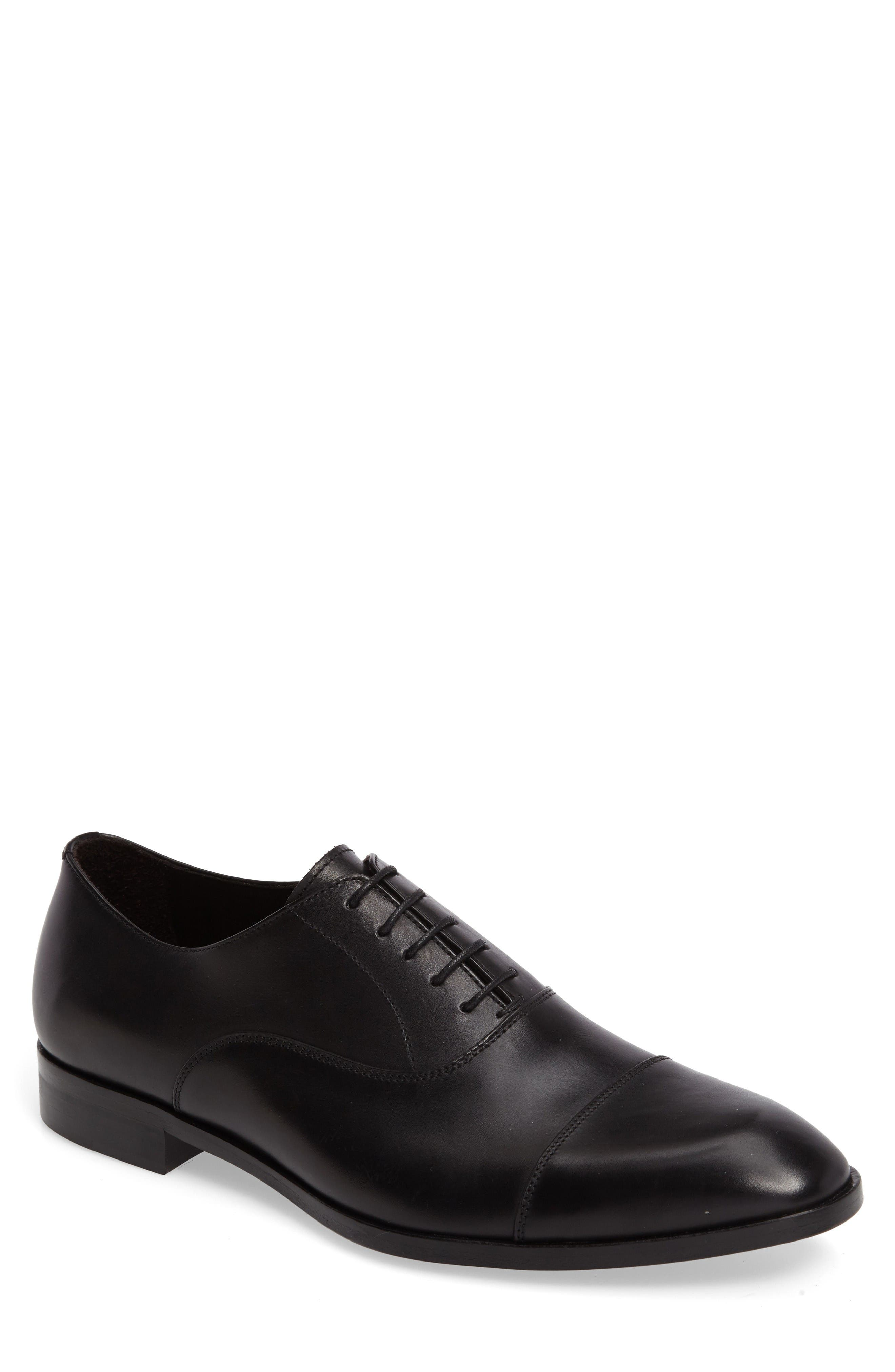 Gordon Rush Evans Cap Toe Oxford (Men)